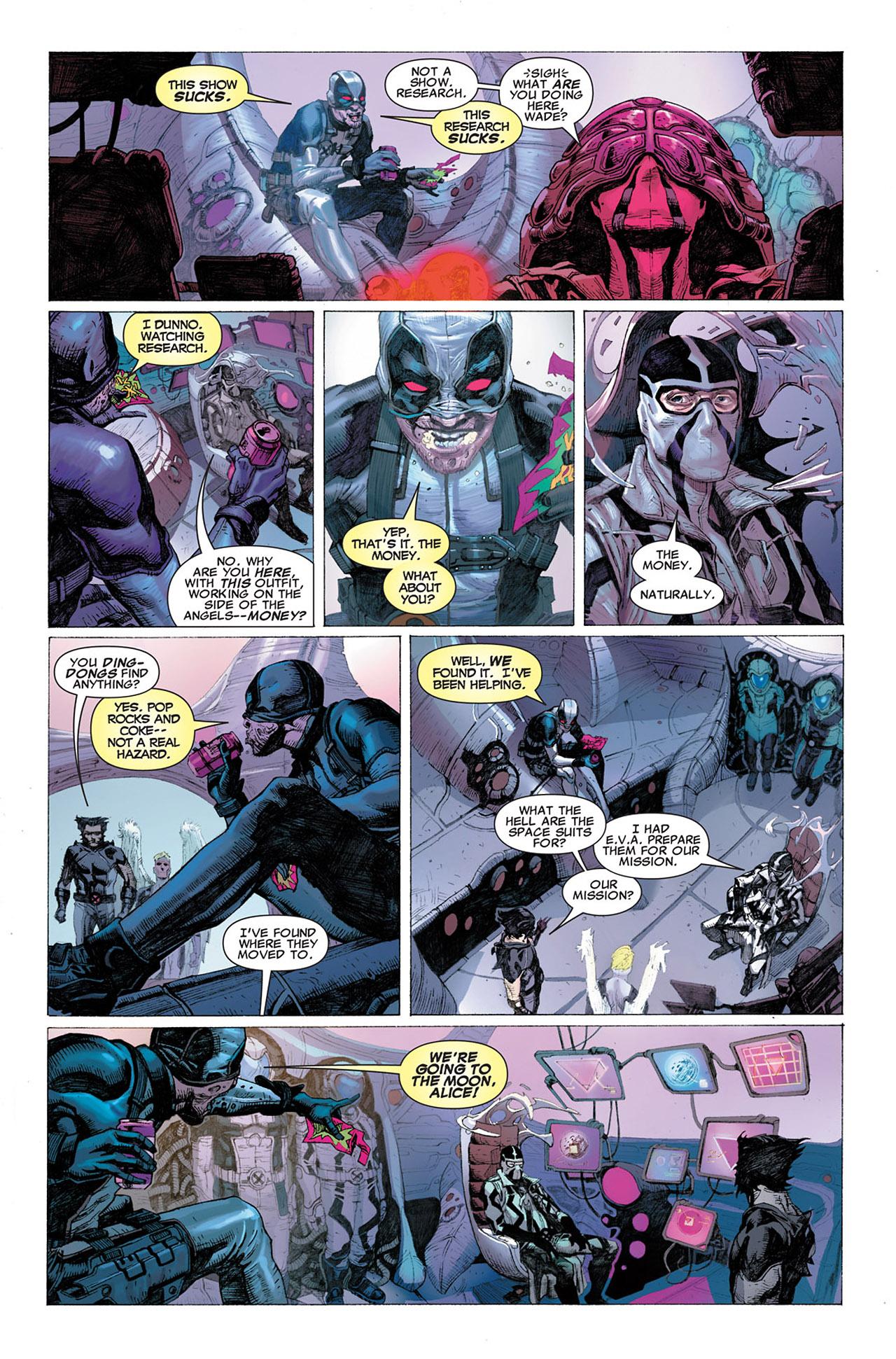 Uncanny X-Force (2010) #2 #36 - English 12