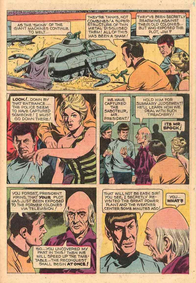 Star Trek (1967) #59 #59 - English 21