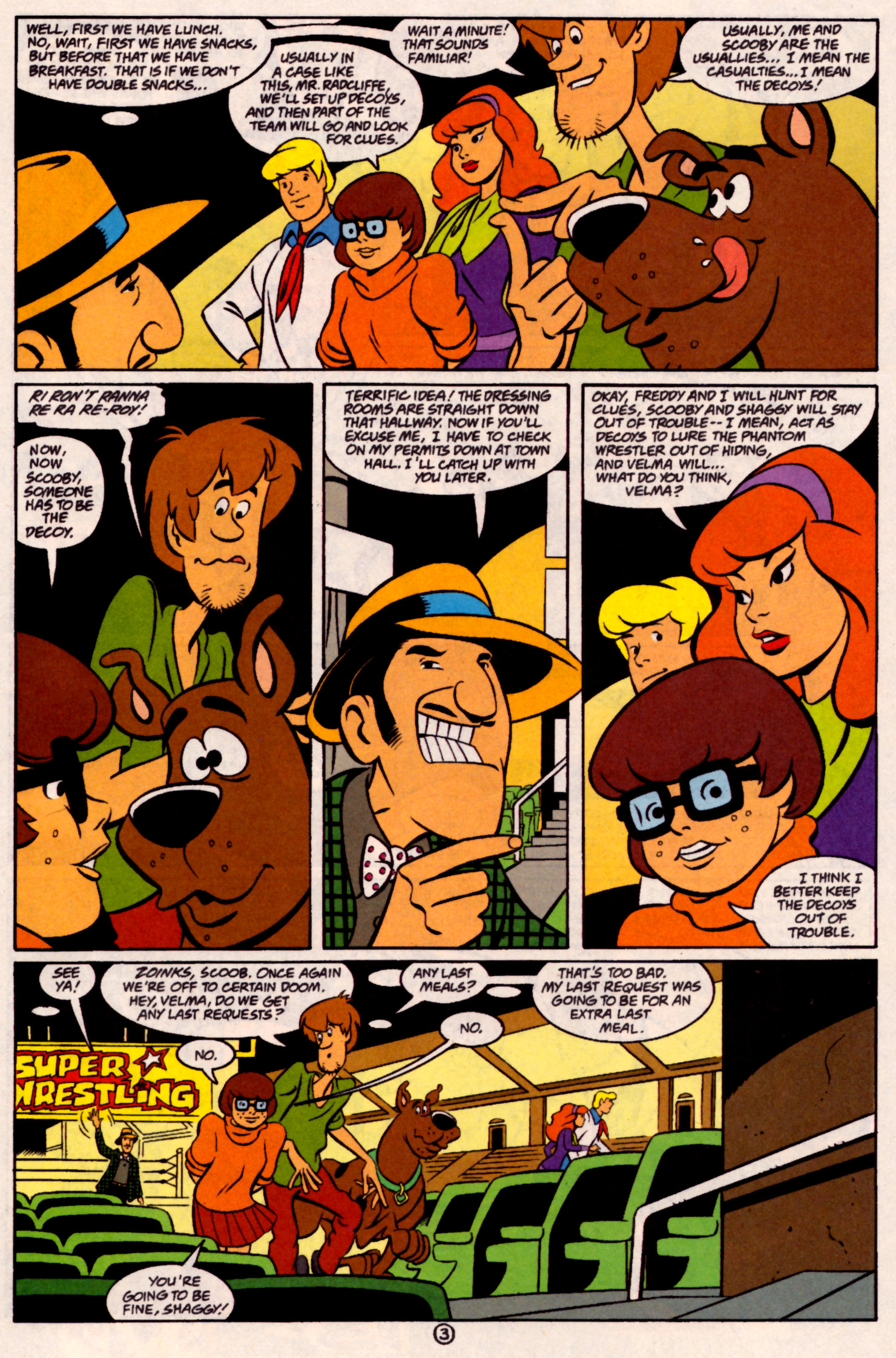 Read online Scooby-Doo (1997) comic -  Issue #31 - 4