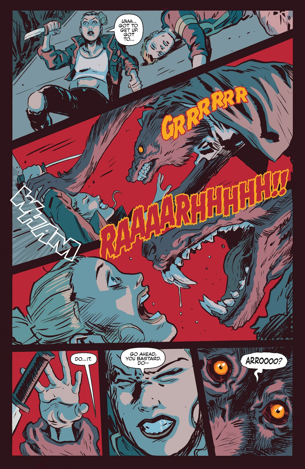 Jughead The Hunger Issue #0 #1 - English 37