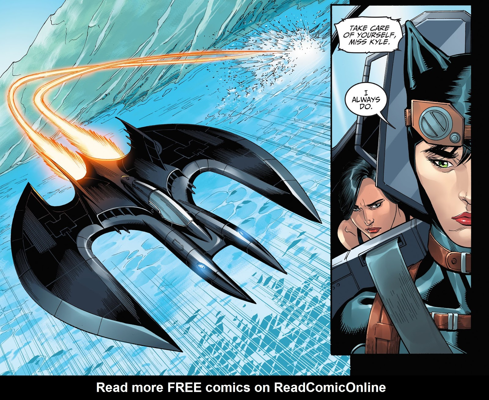 Injustice: Gods Among Us Year Four Issue #3 #4 - English 8