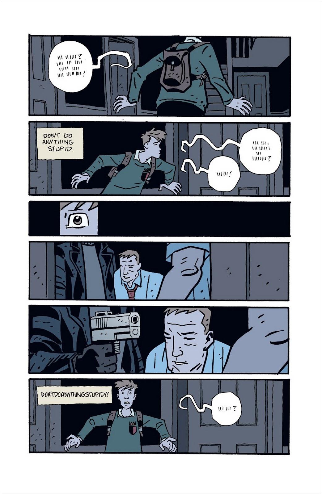 Mudman Issue #1 #1 - English 25