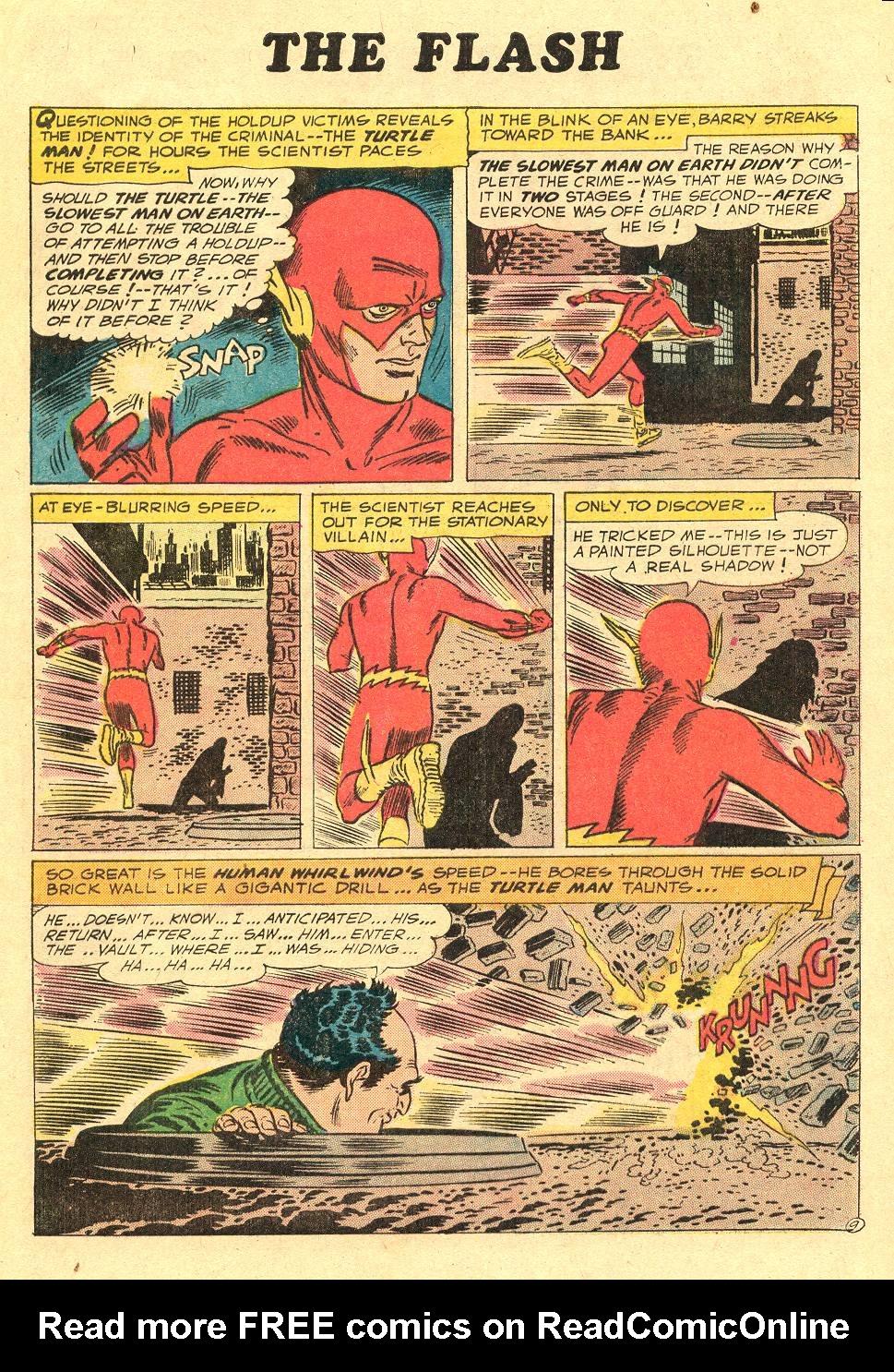 Read online Secret Origins (1973) comic -  Issue #1 - 29