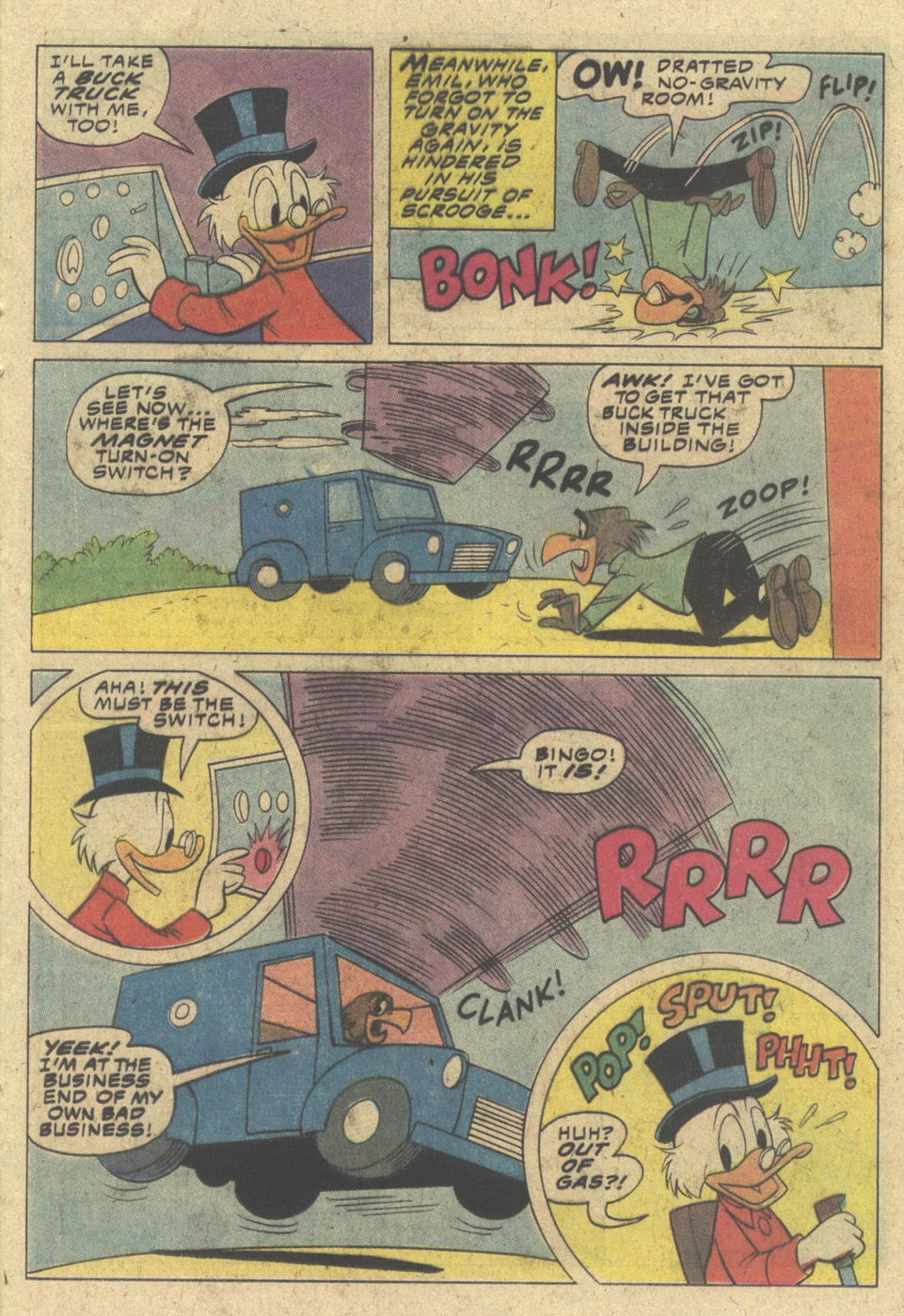 Uncle Scrooge (1953) Issue #188 #188 - English 25