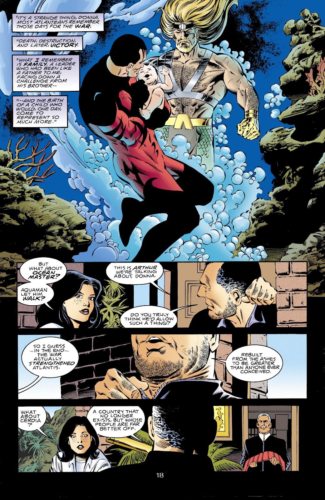 Aquaman (1994) Issue #68 #74 - English 19