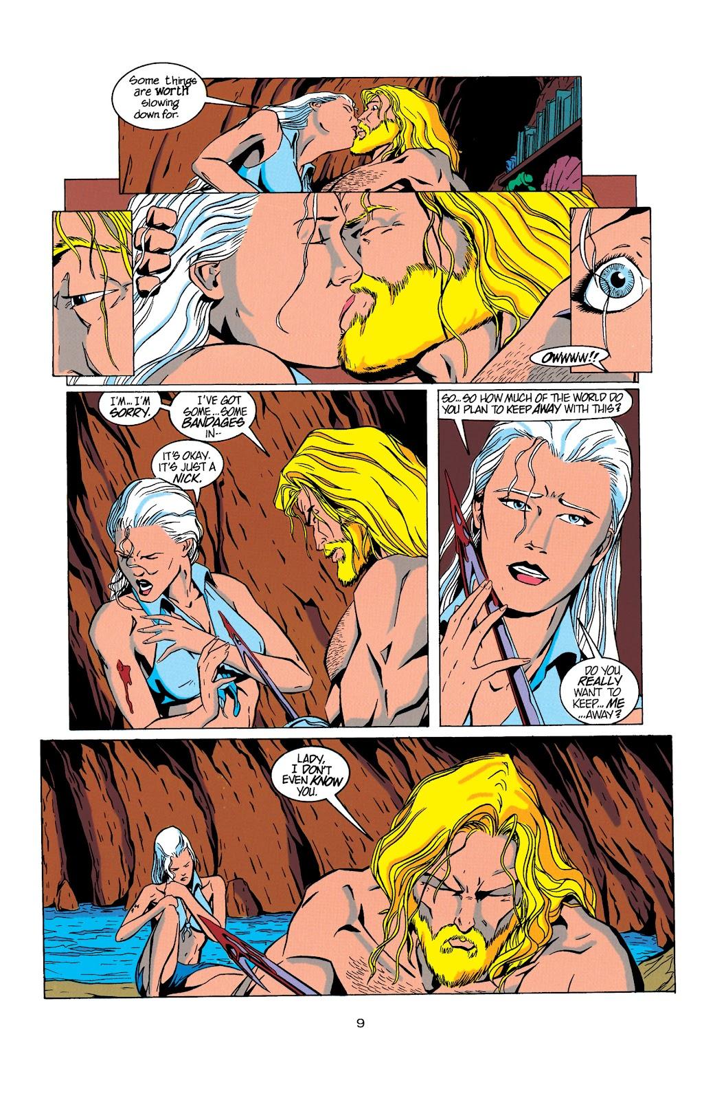 Aquaman (1994) Issue #5 #11 - English 10