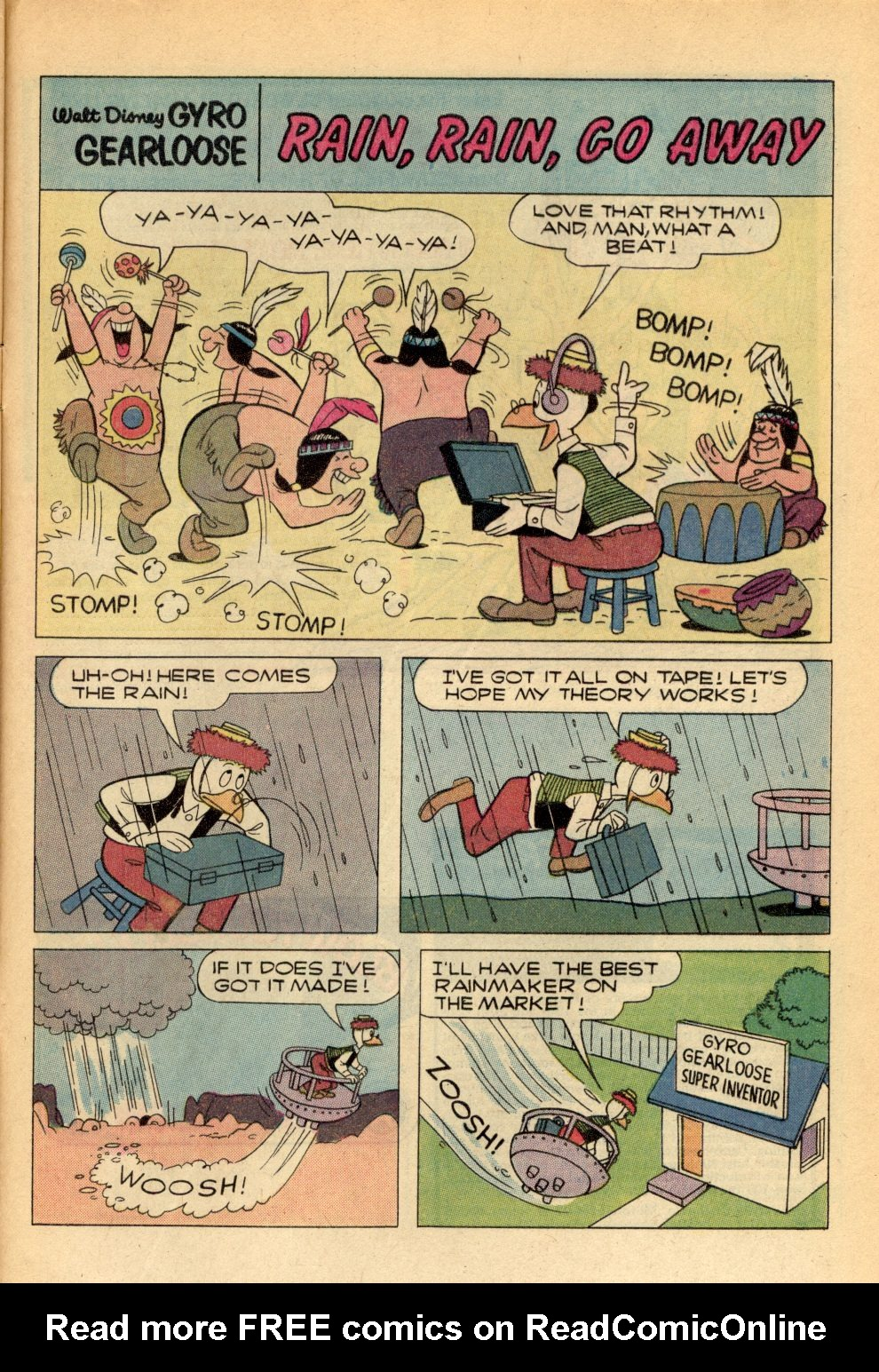 Uncle Scrooge (1953) Issue #96 #96 - English 29