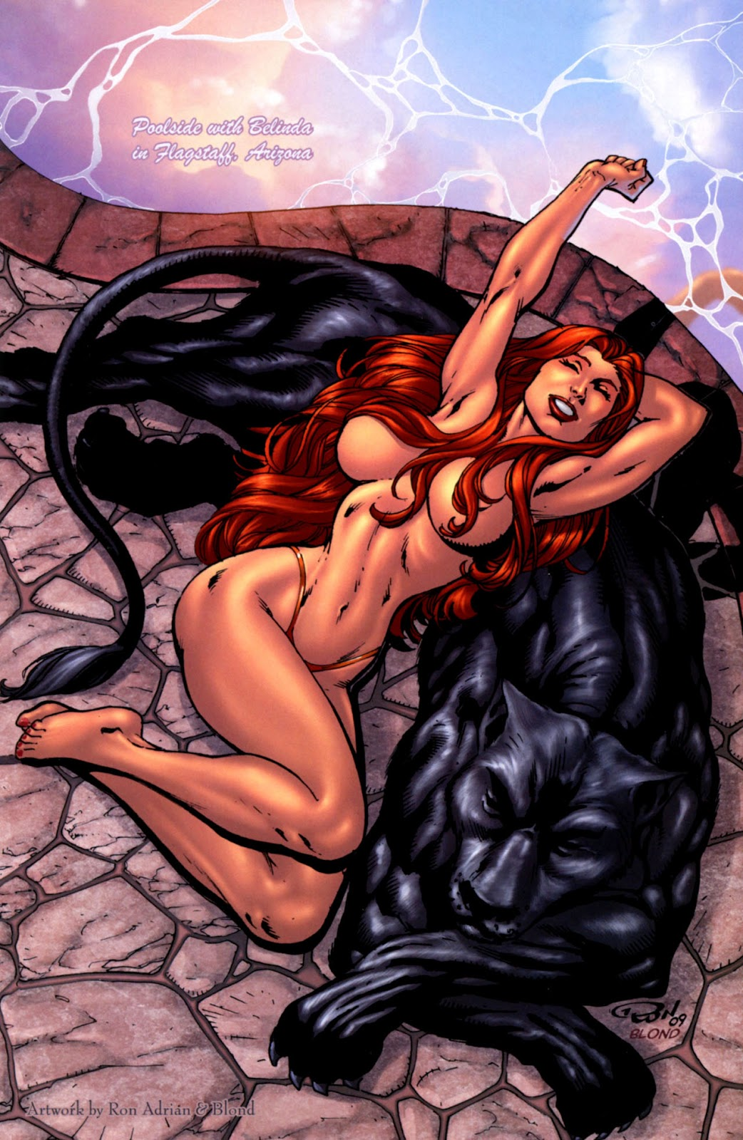 Grimm Fairy Tales: Swimsuit Edition Full #1 - English 11
