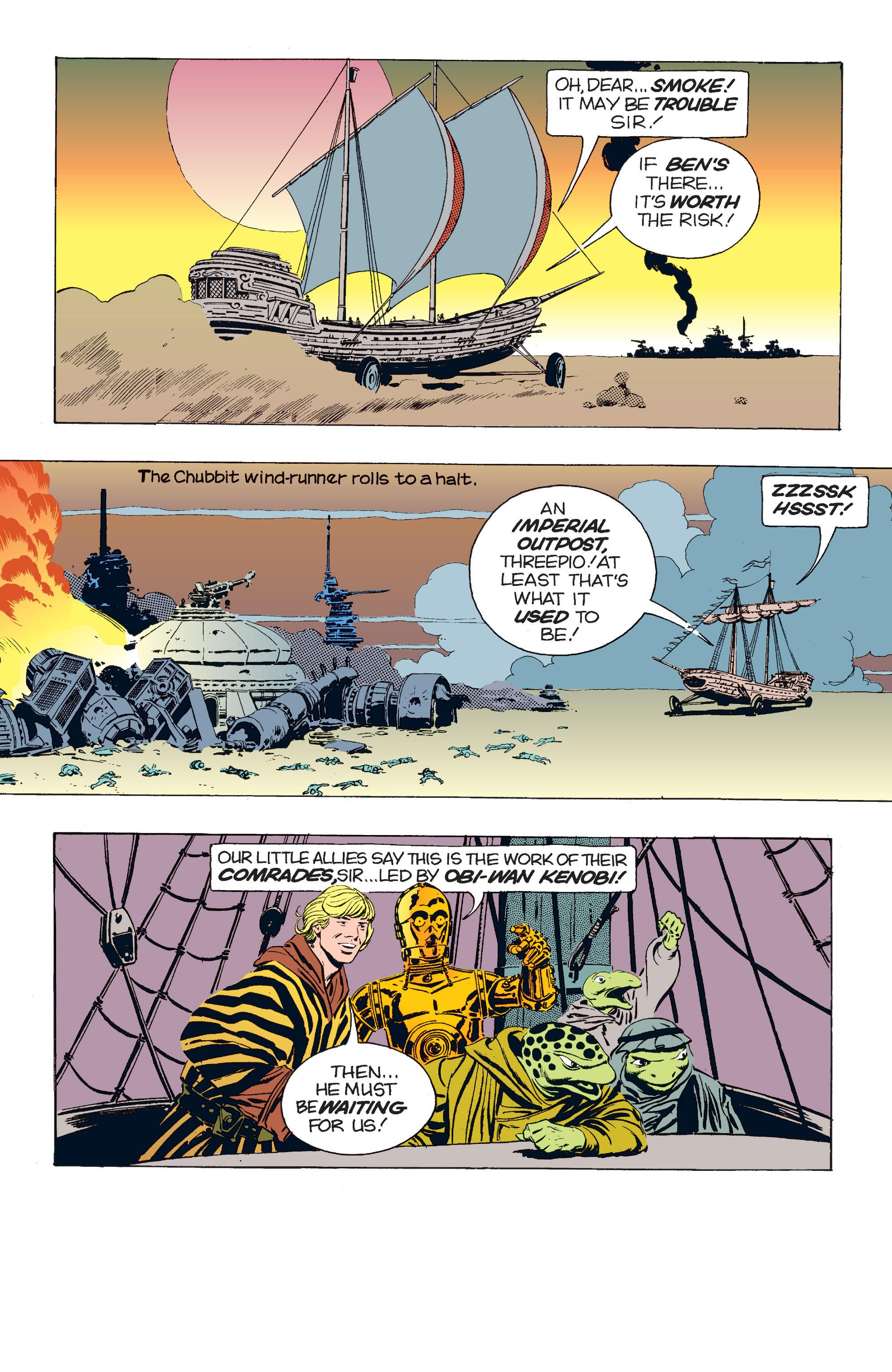 Classic Star Wars #10 #10 - English 19