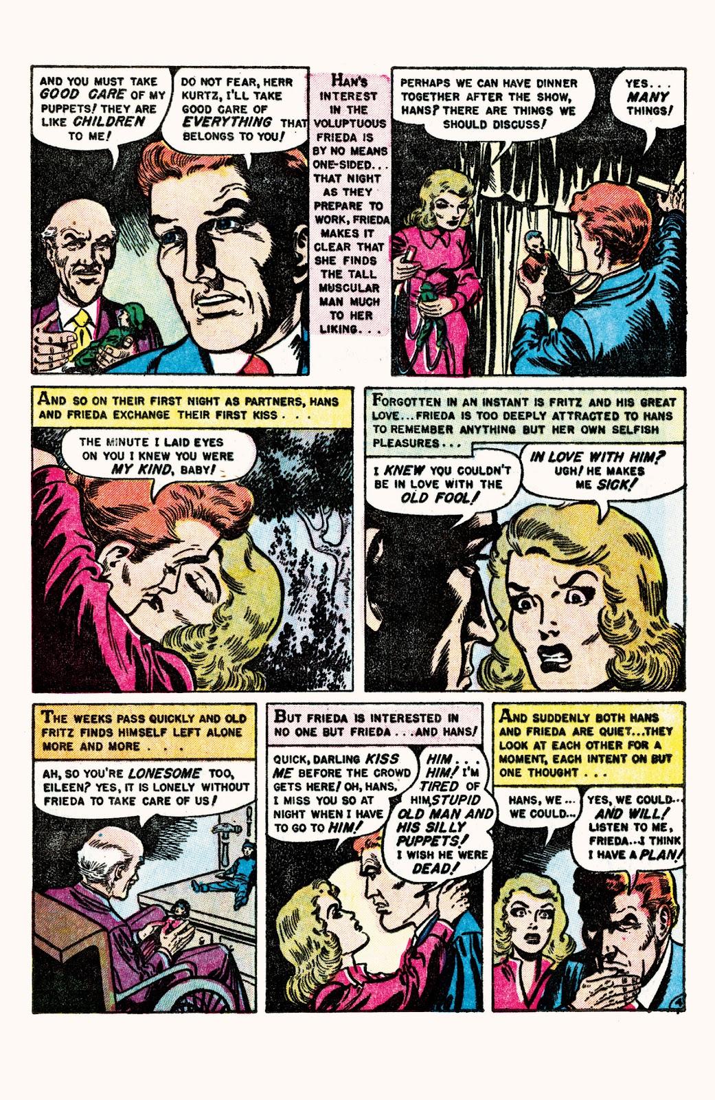 Haunted Horror Issue #6 #6 - English 18