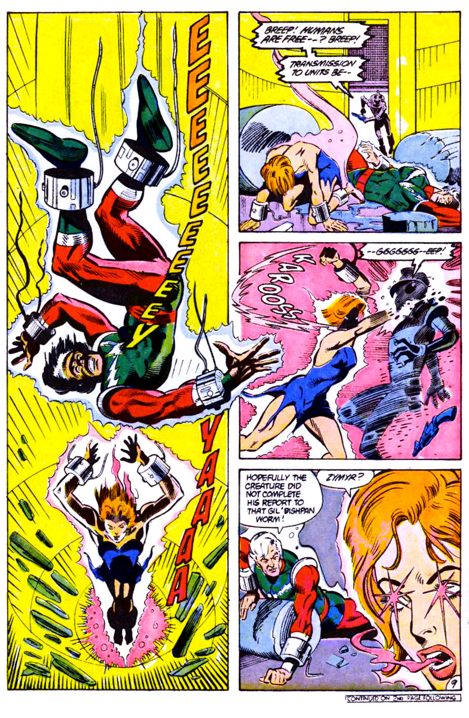 Tales of the Legion Issue #331 #18 - English 10