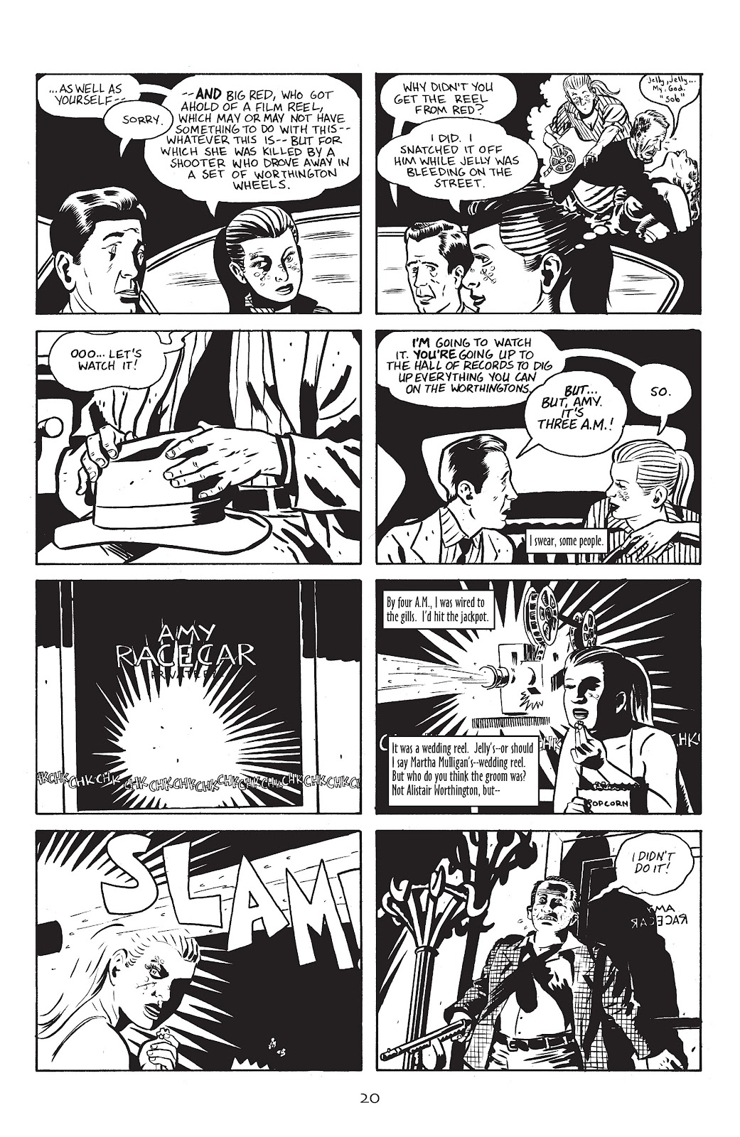 Stray Bullets Issue #18 #18 - English 22