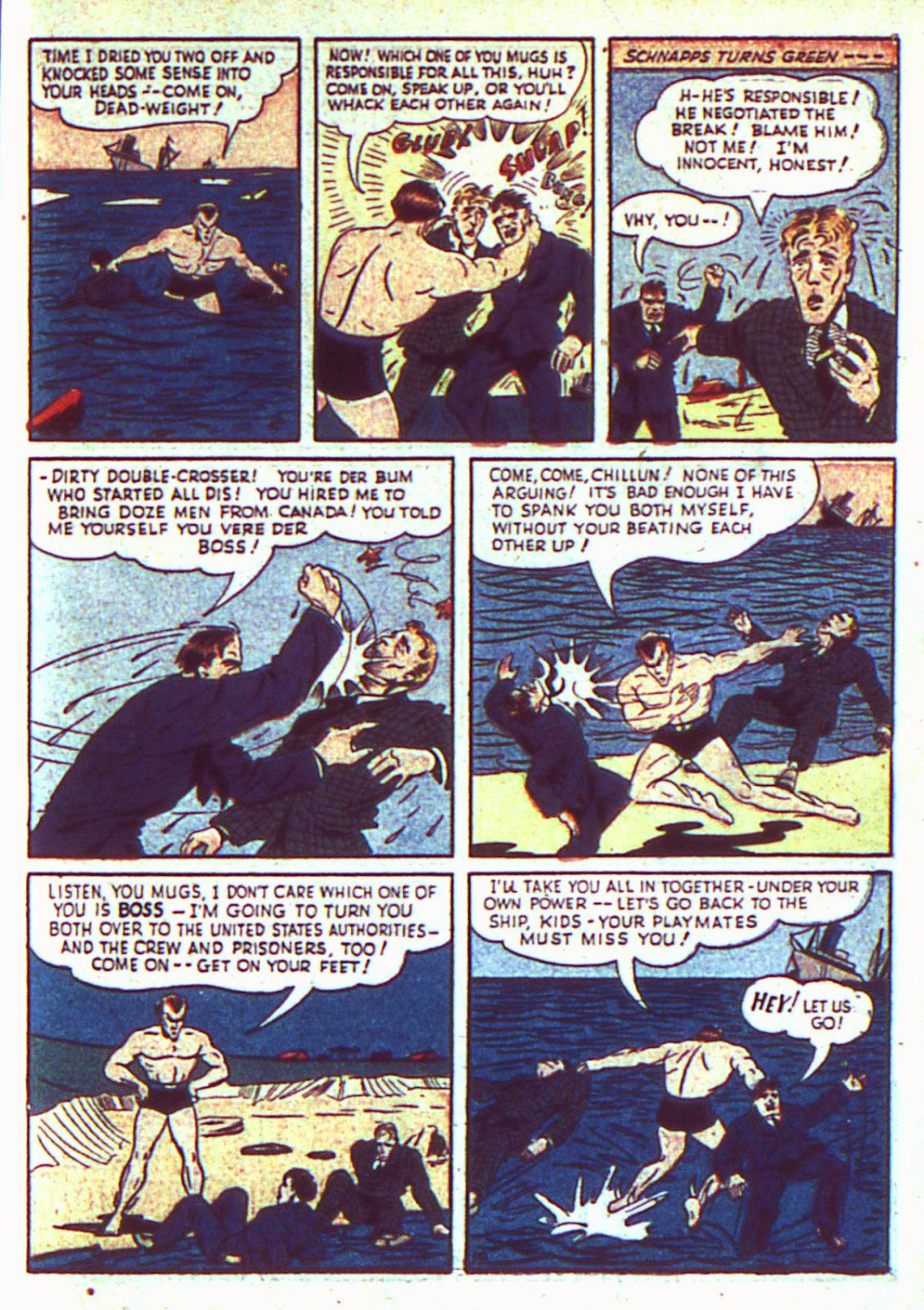 Sub-Mariner Comics Issue #2 #2 - English 21