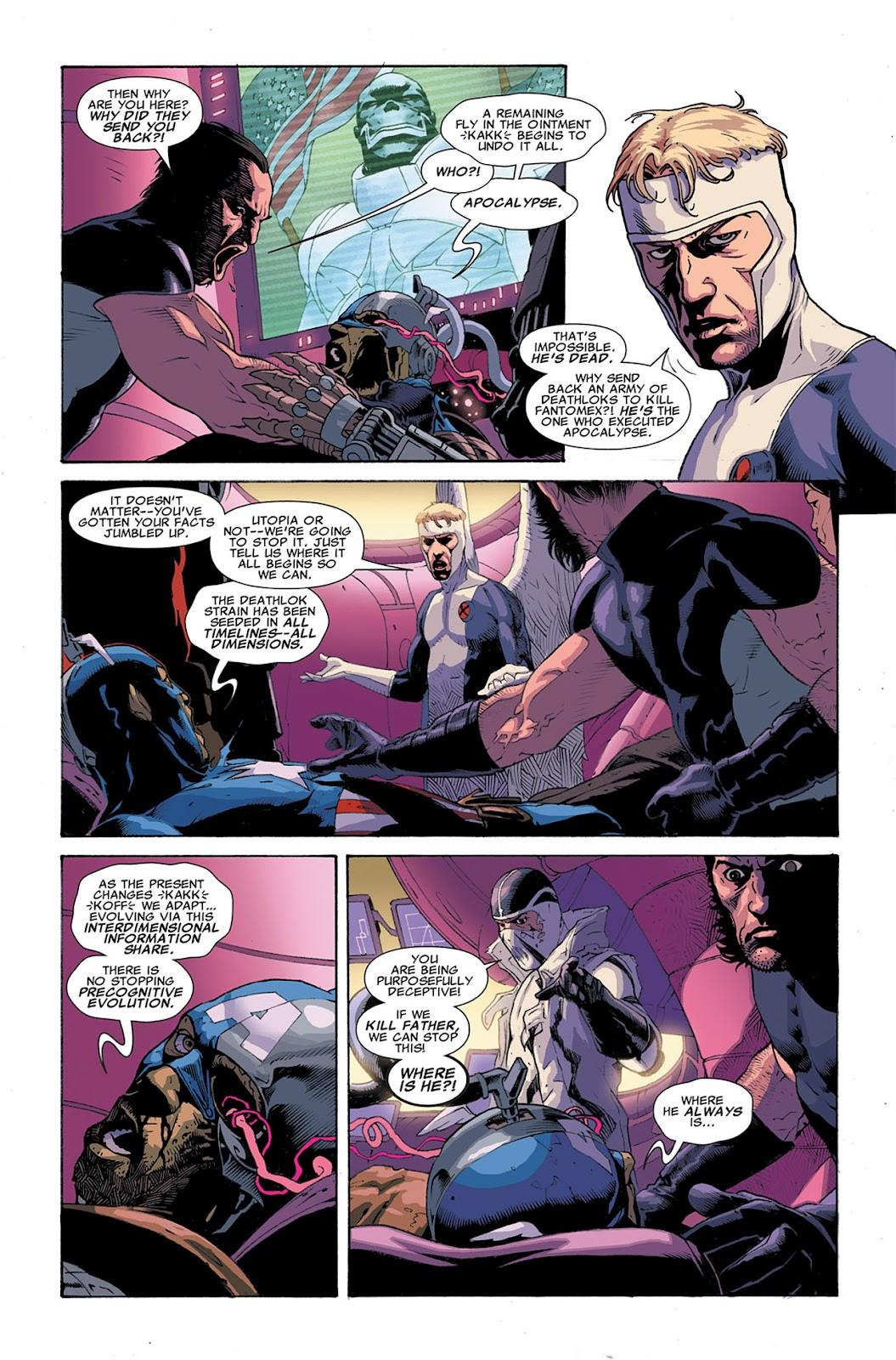 Uncanny X-Force (2010) Issue #6 #7 - English 22