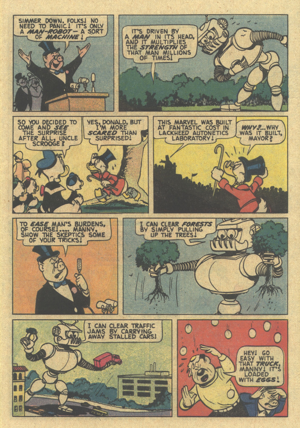 Uncle Scrooge (1953) Issue #185 #185 - English 5