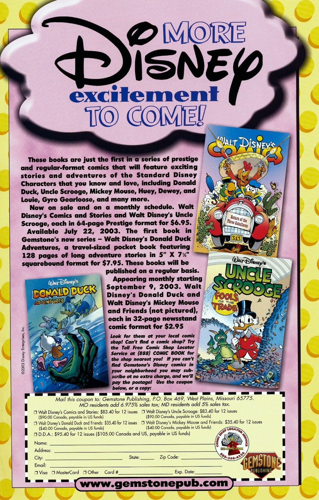 Uncle Scrooge (1953) Issue #327 #327 - English 19