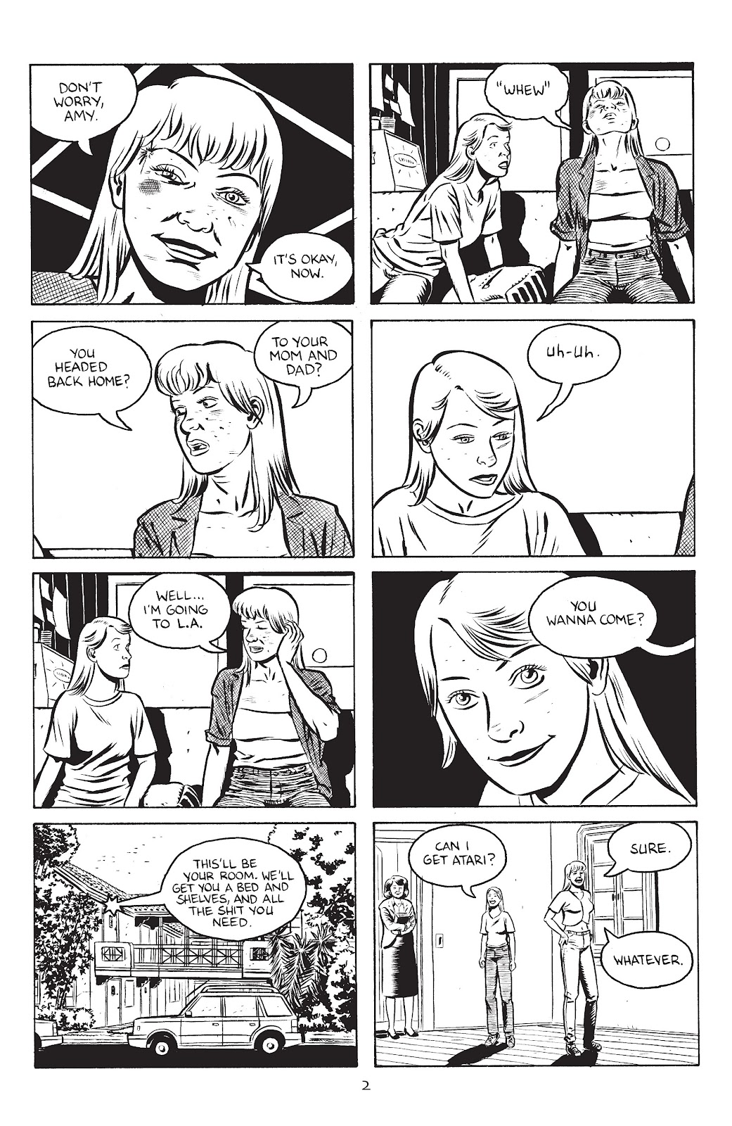 Stray Bullets Issue #27 #27 - English 4