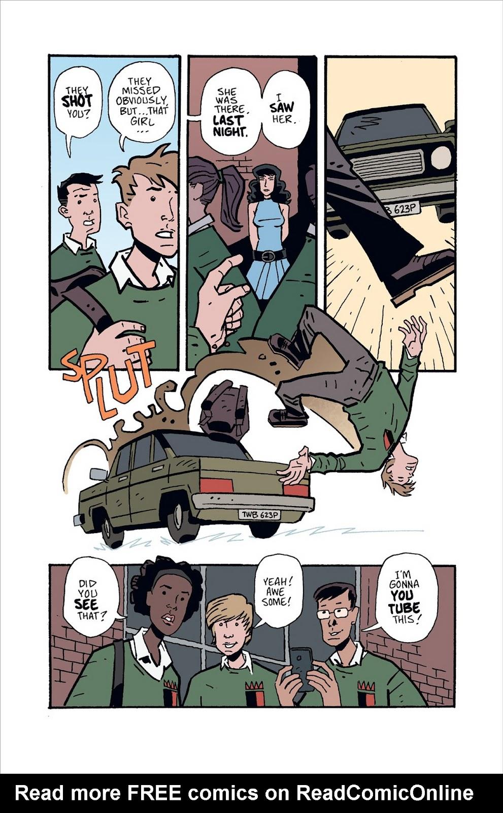 Mudman Issue #1 #1 - English 18