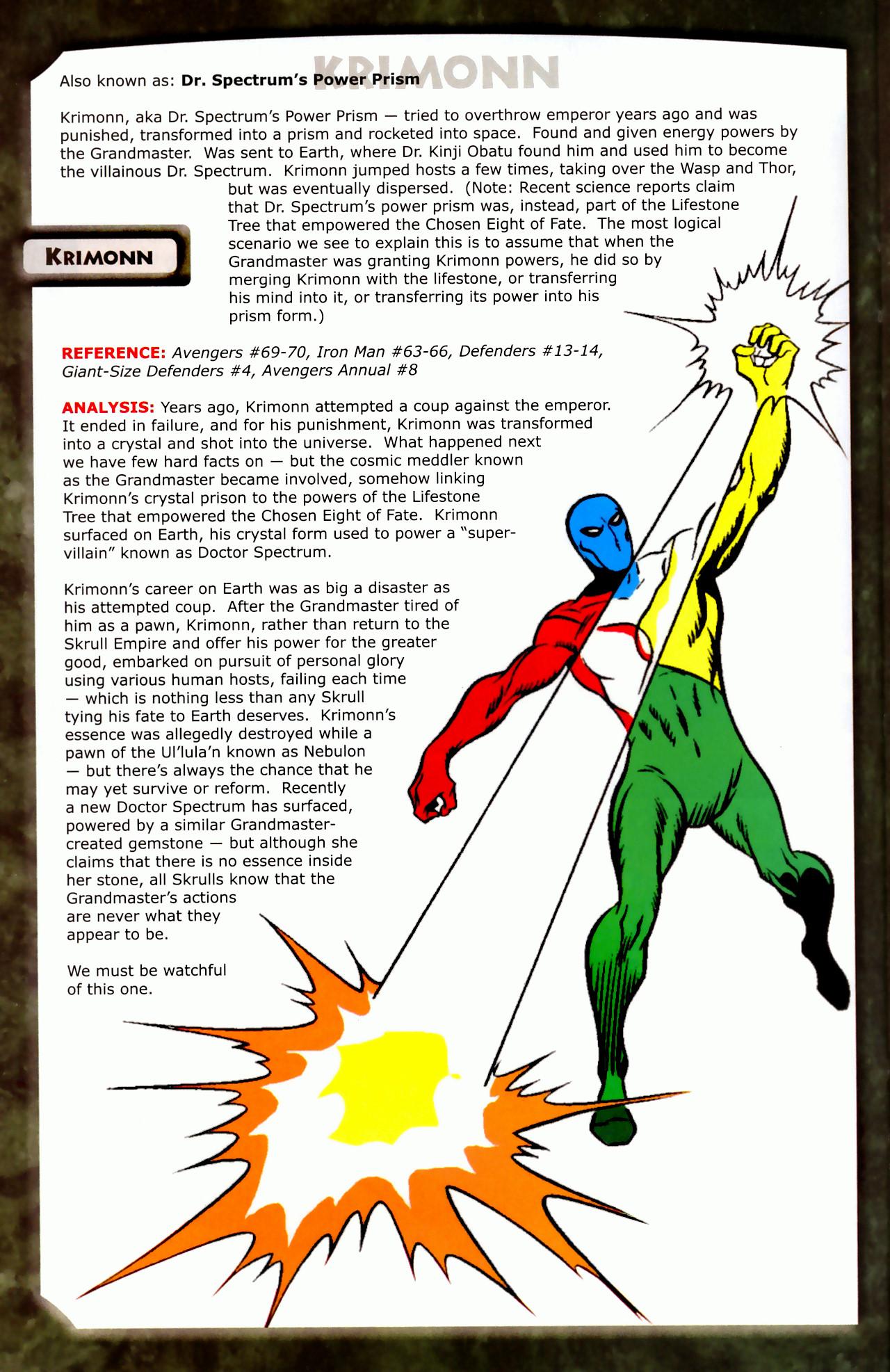 Read online Skrulls! comic -  Issue # Full - 28