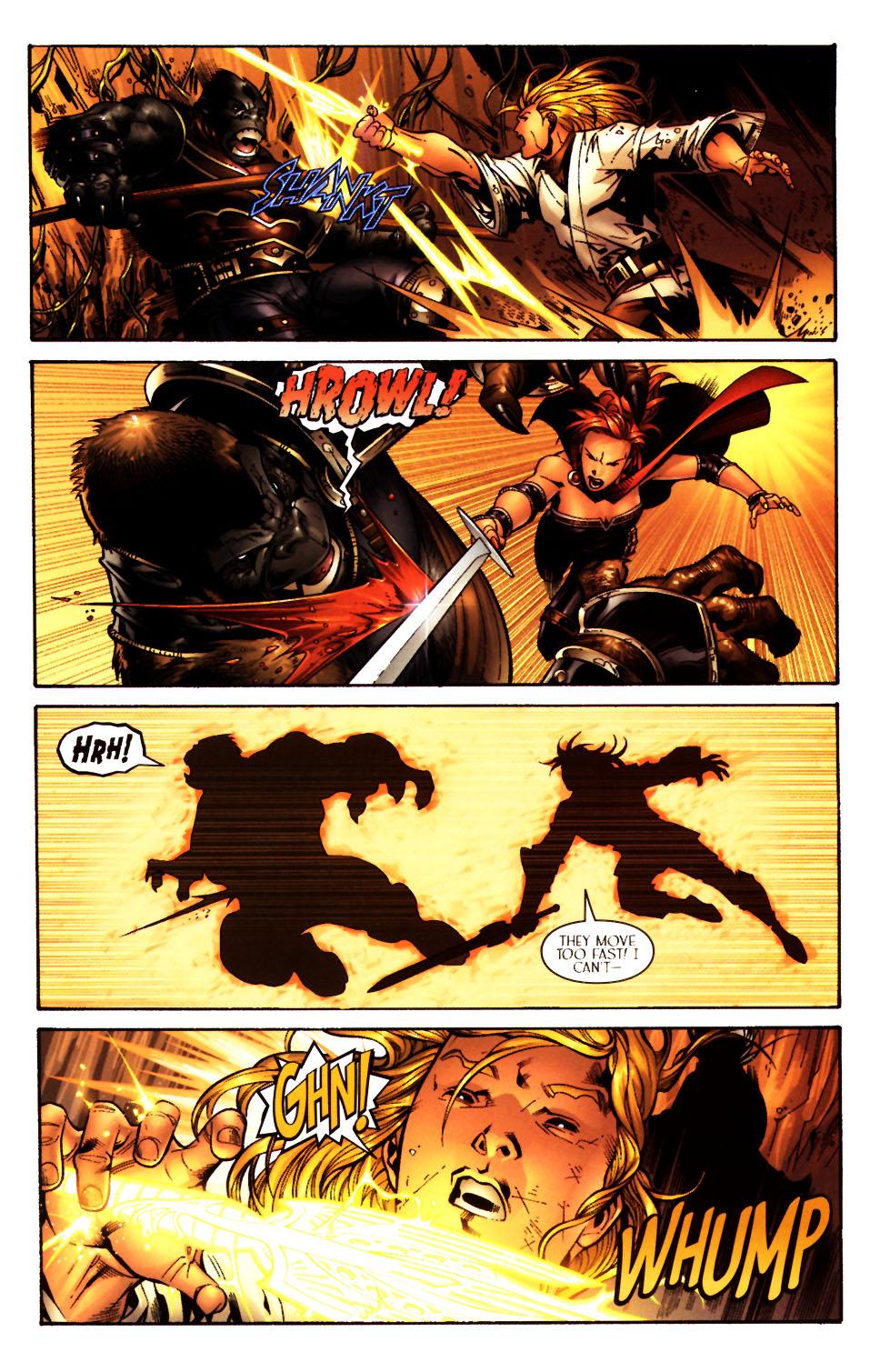 Read online Scion comic -  Issue #15 - 15