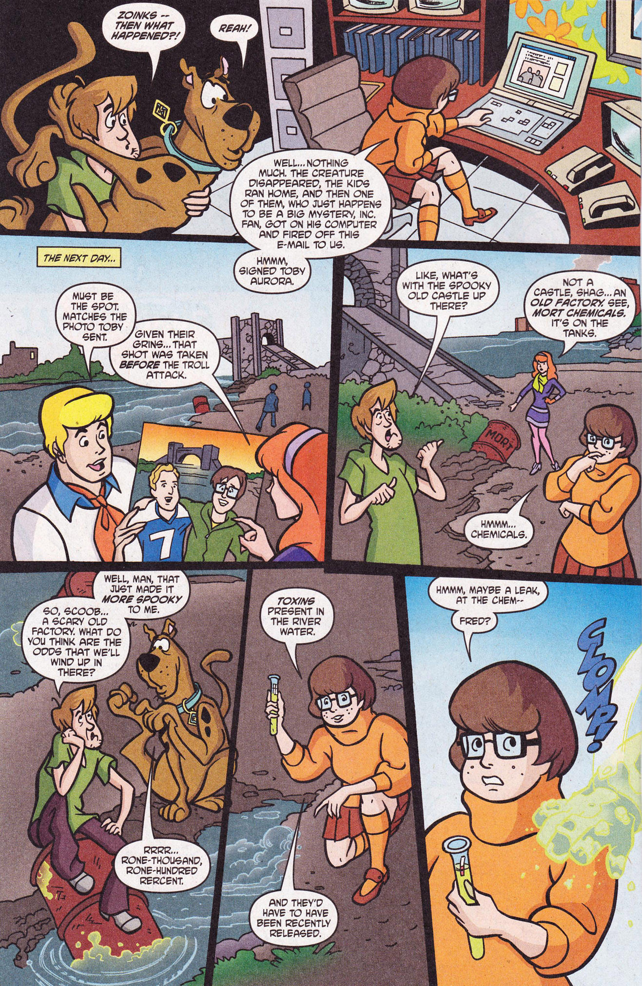 Read online Scooby-Doo (1997) comic -  Issue #131 - 4