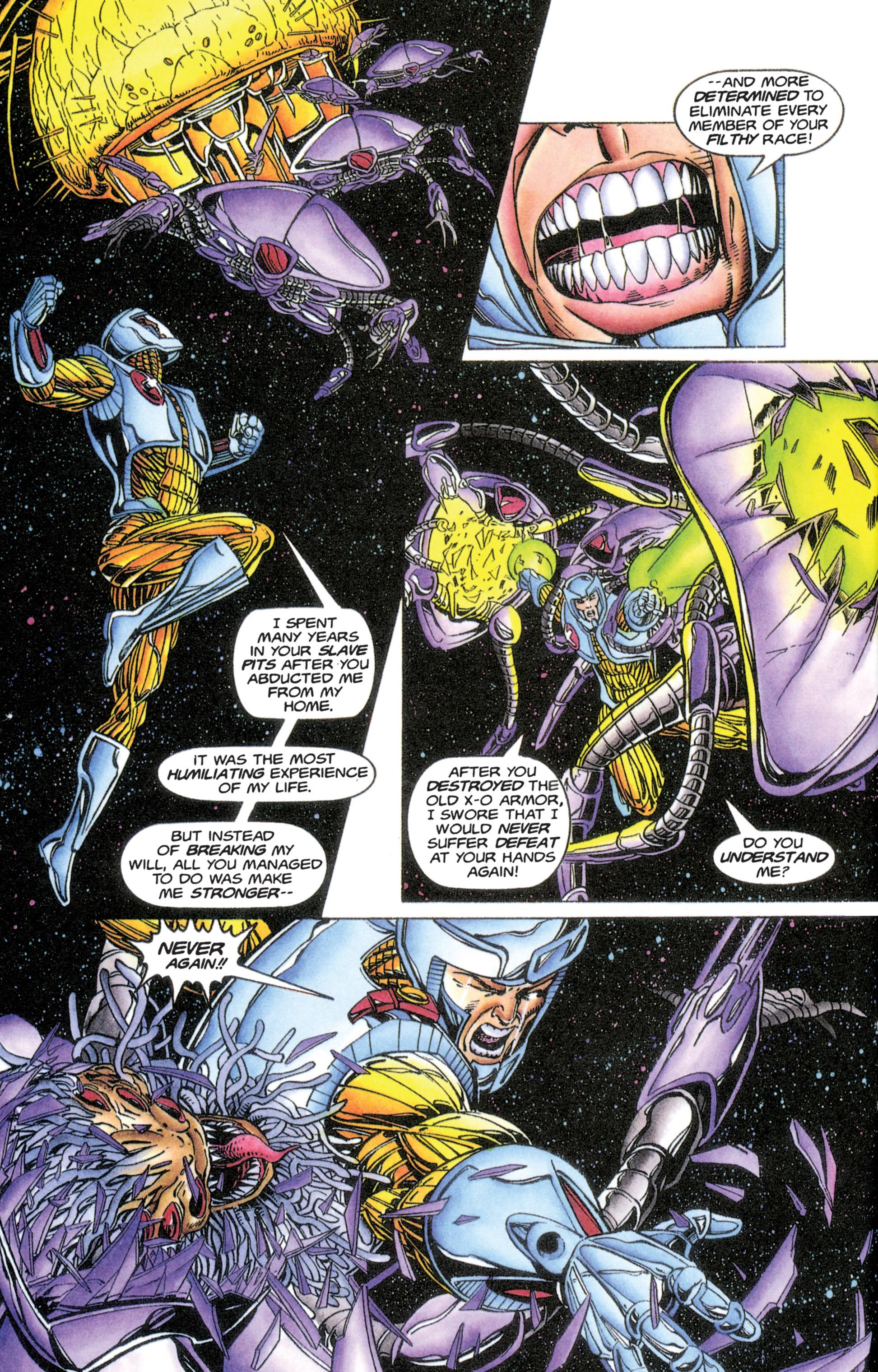 Armorines (1994) 6 Page 7