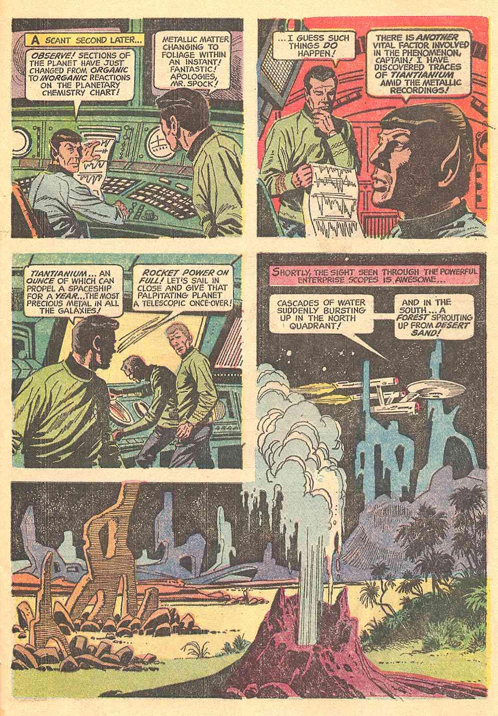 Star Trek (1967) Issue #4 #4 - English 4
