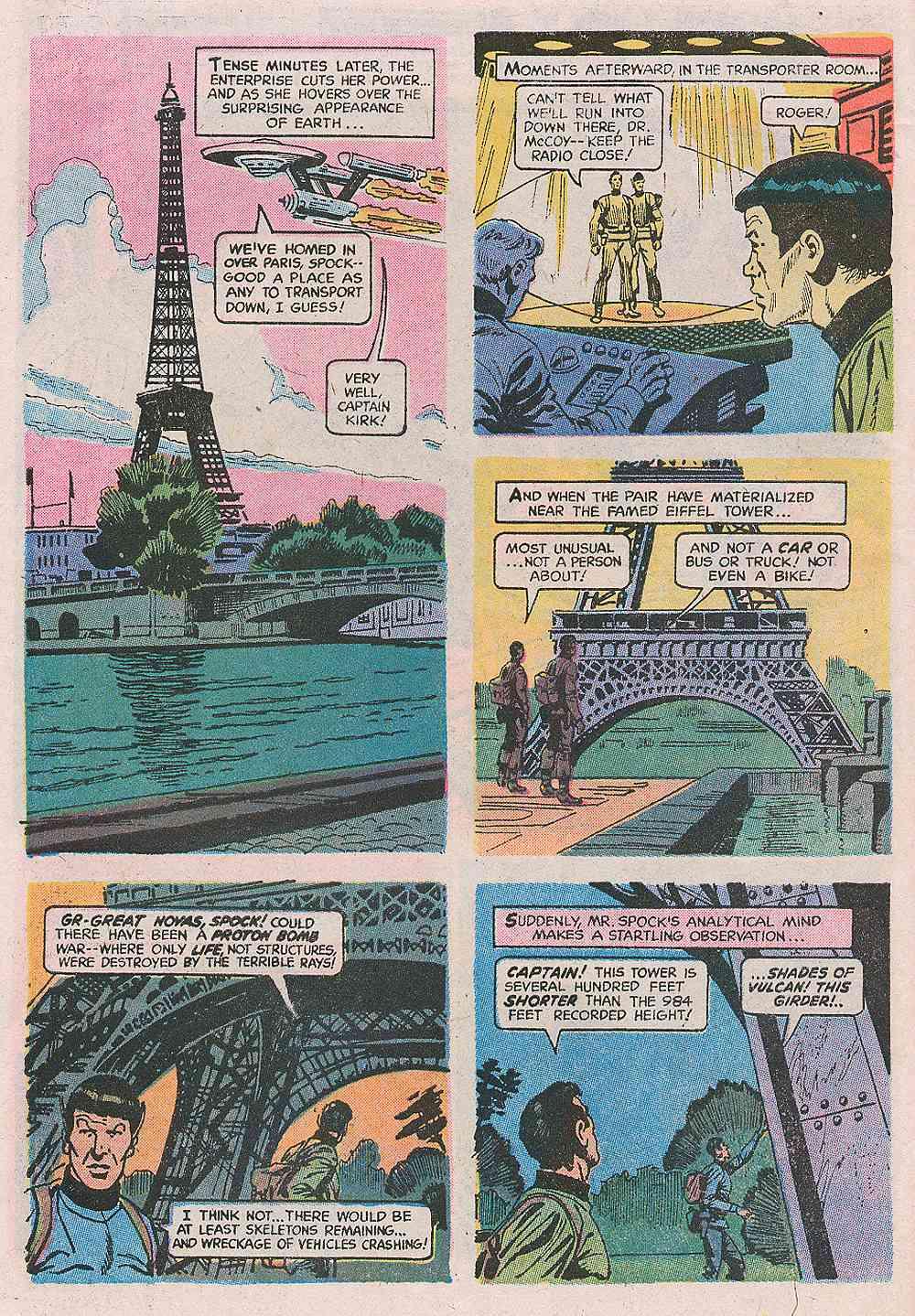 Star Trek (1967) #45 #45 - English 5