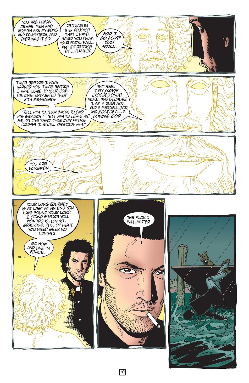 Preacher Issue #49 #58 - English 11