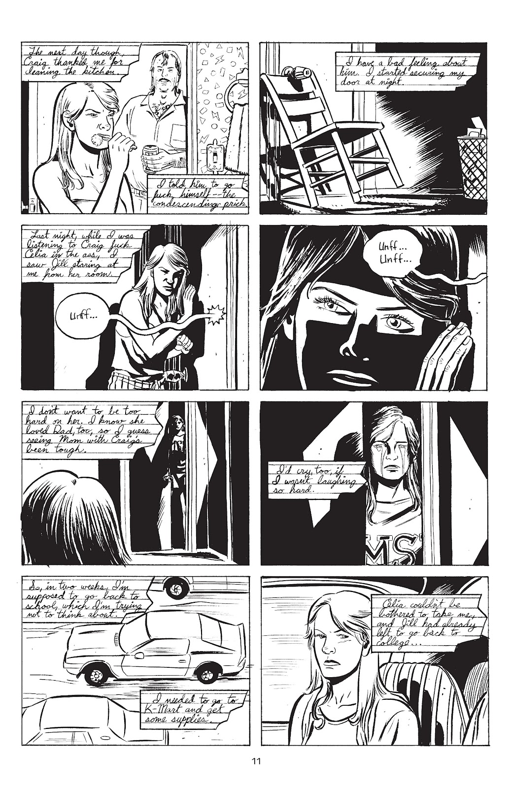 Stray Bullets Issue #36 #36 - English 13