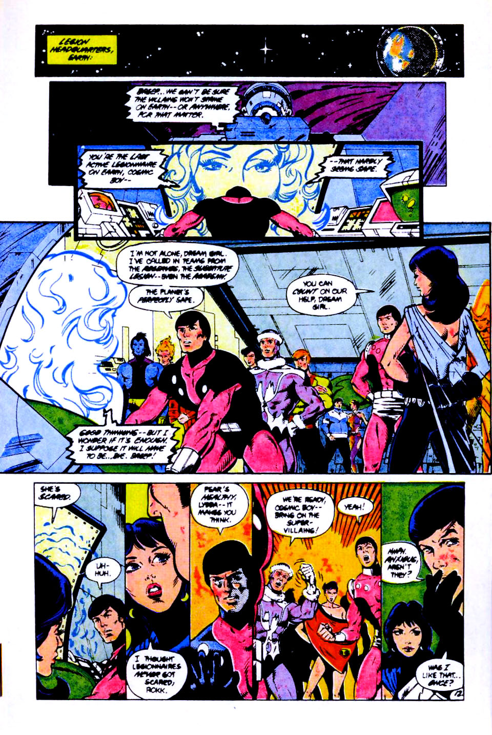 Tales of the Legion Issue #329 #16 - English 13