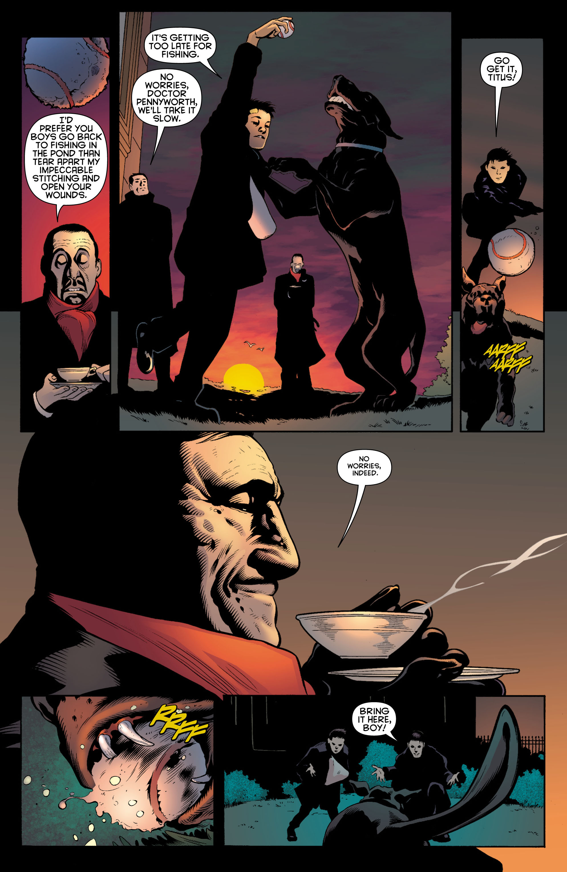 Batman and Robin (2011) chap 1 pic 170