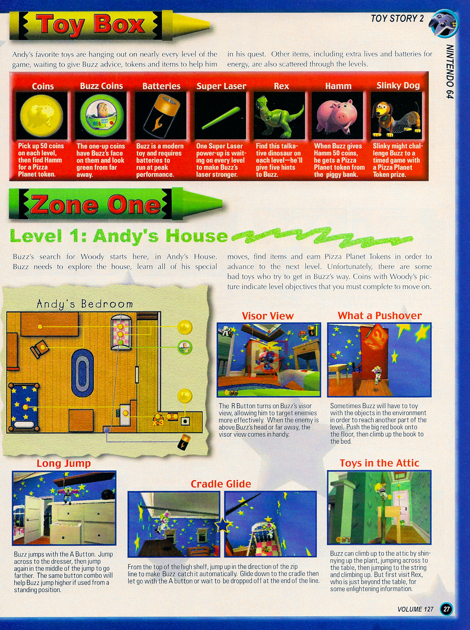 Nintendo Power #127 #127 - English 29