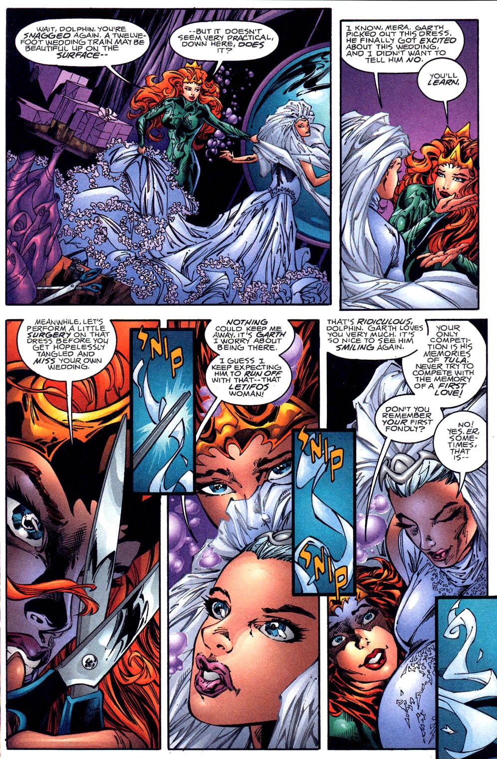 Aquaman (1994) Issue #60 #66 - English 8