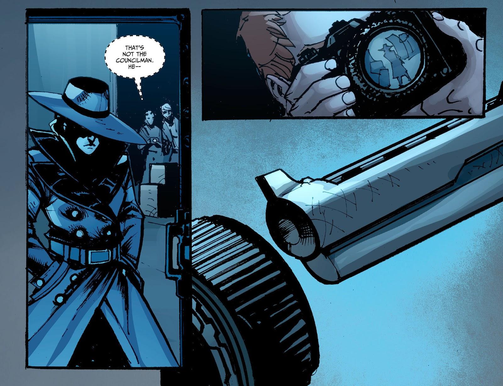 Injustice: Gods Among Us [I] Issue #1 #2 - English 18