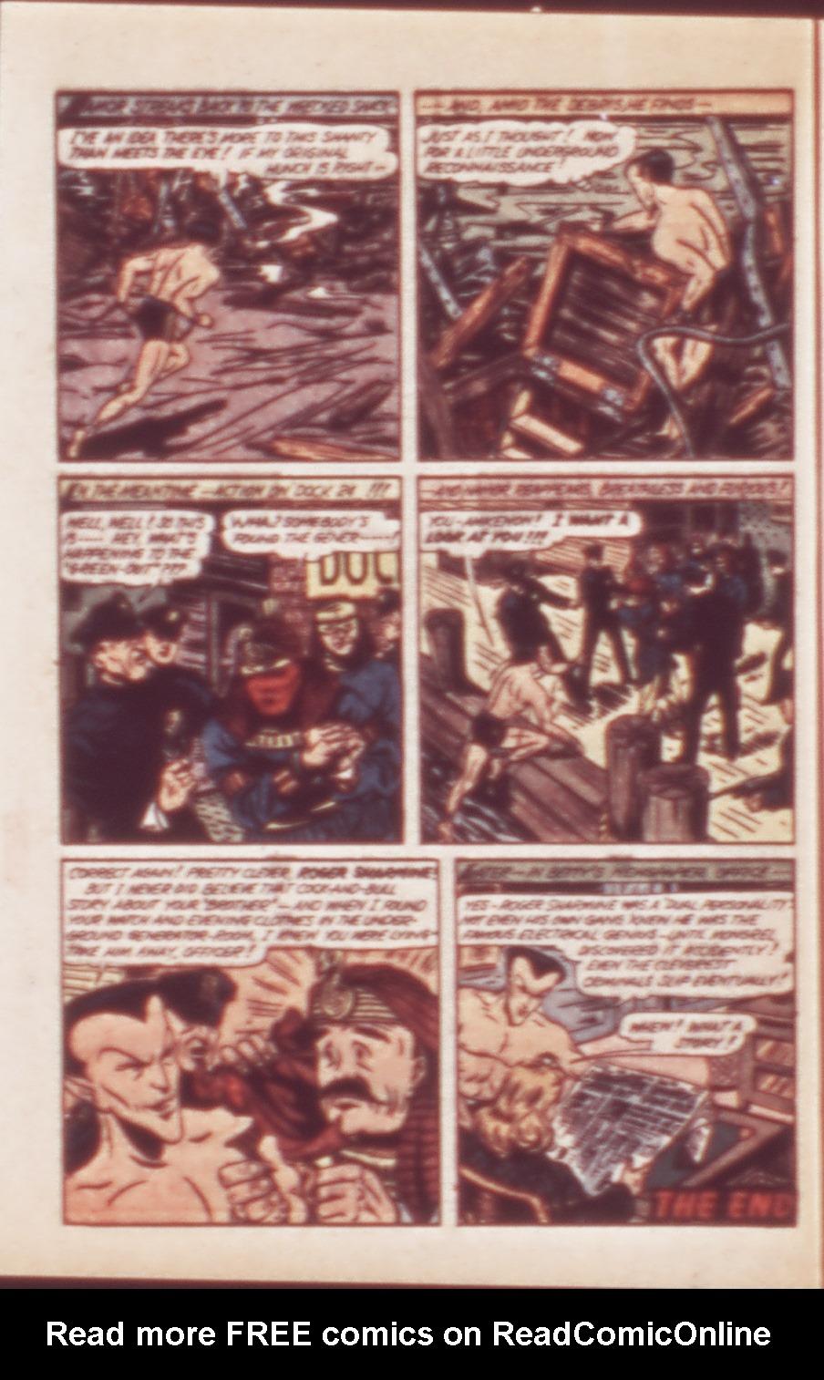 Sub-Mariner Comics Issue #21 #21 - English 40