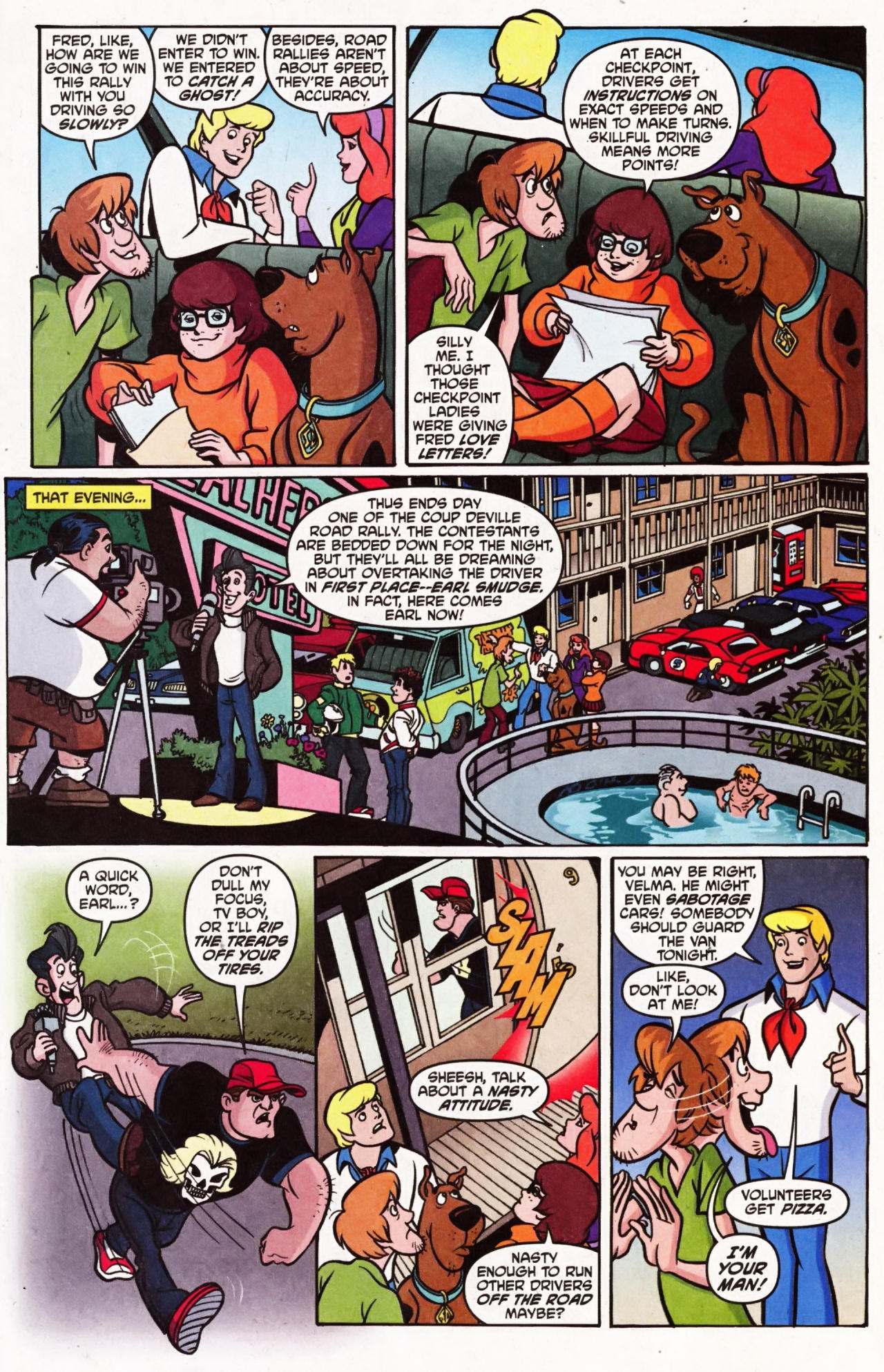Read online Scooby-Doo (1997) comic -  Issue #134 - 13