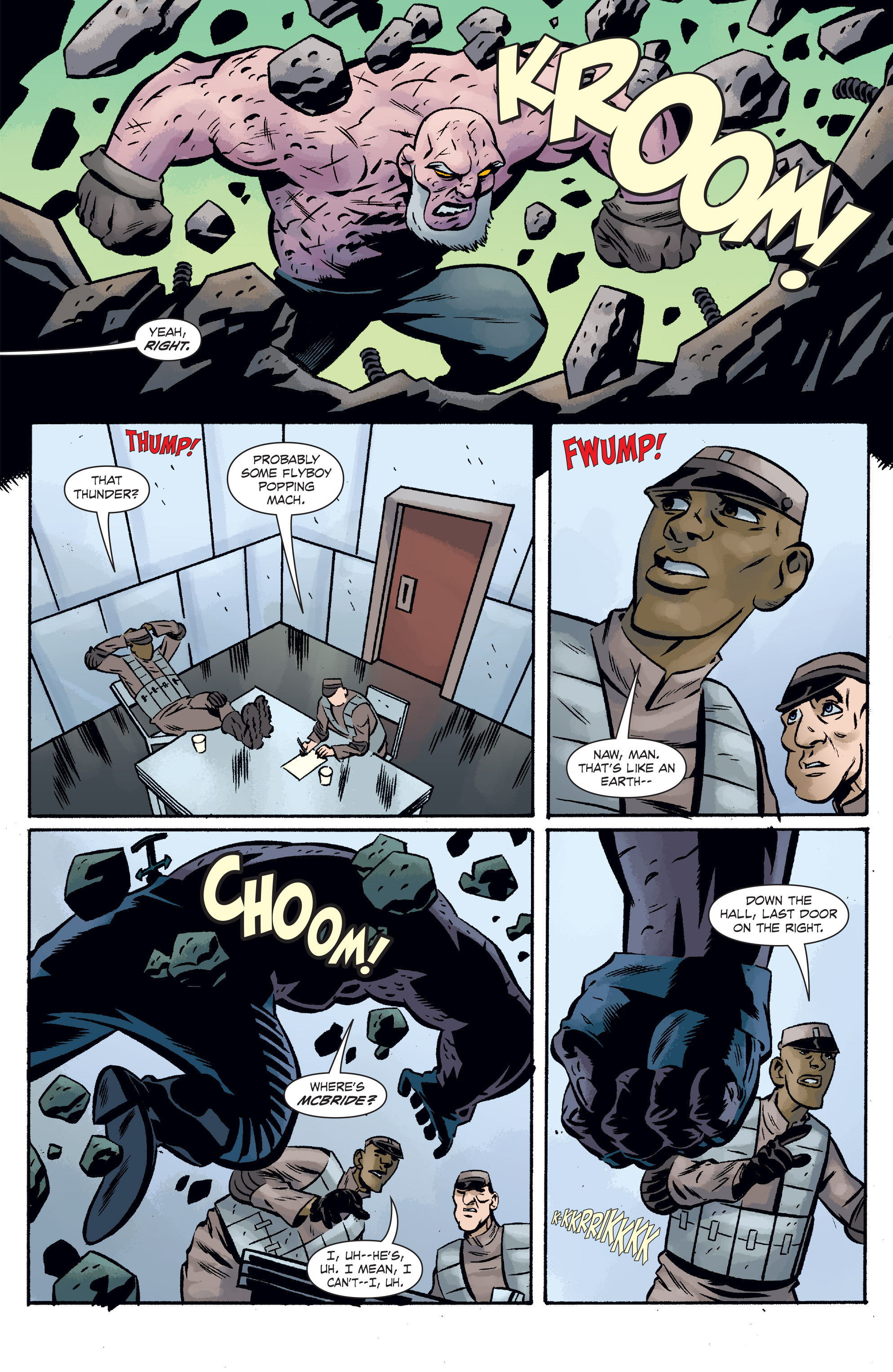 Read online The Anchor comic -  Issue # TPB 1 - 61