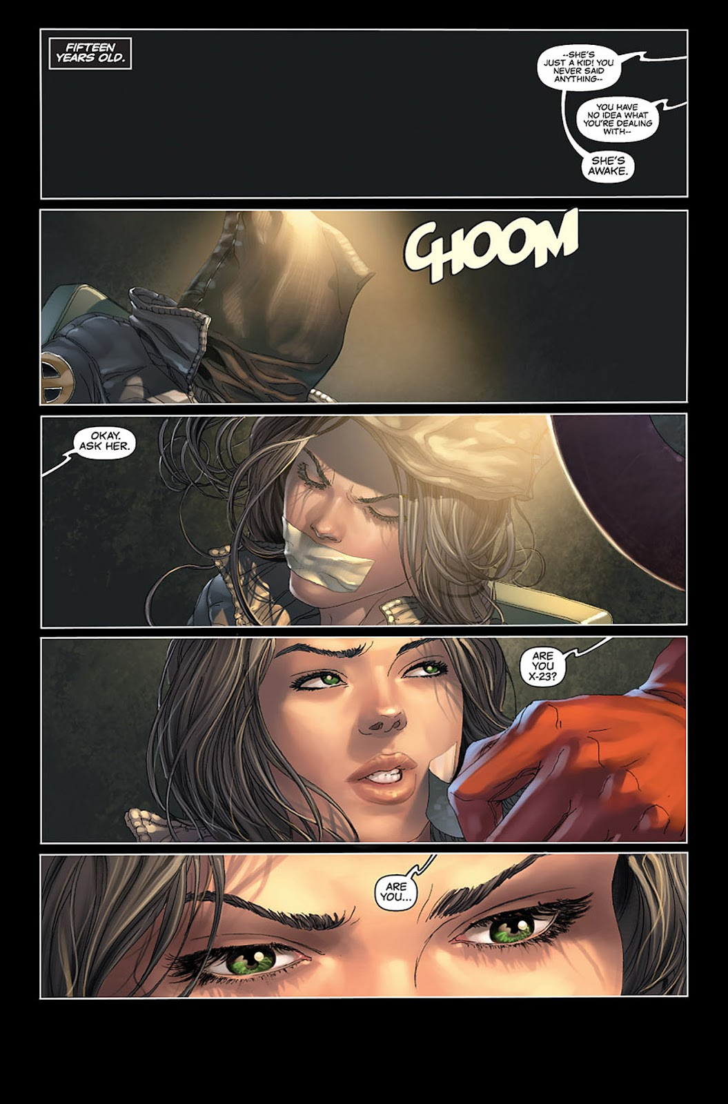 X-23: Target X Issue #1 #1 - English 2