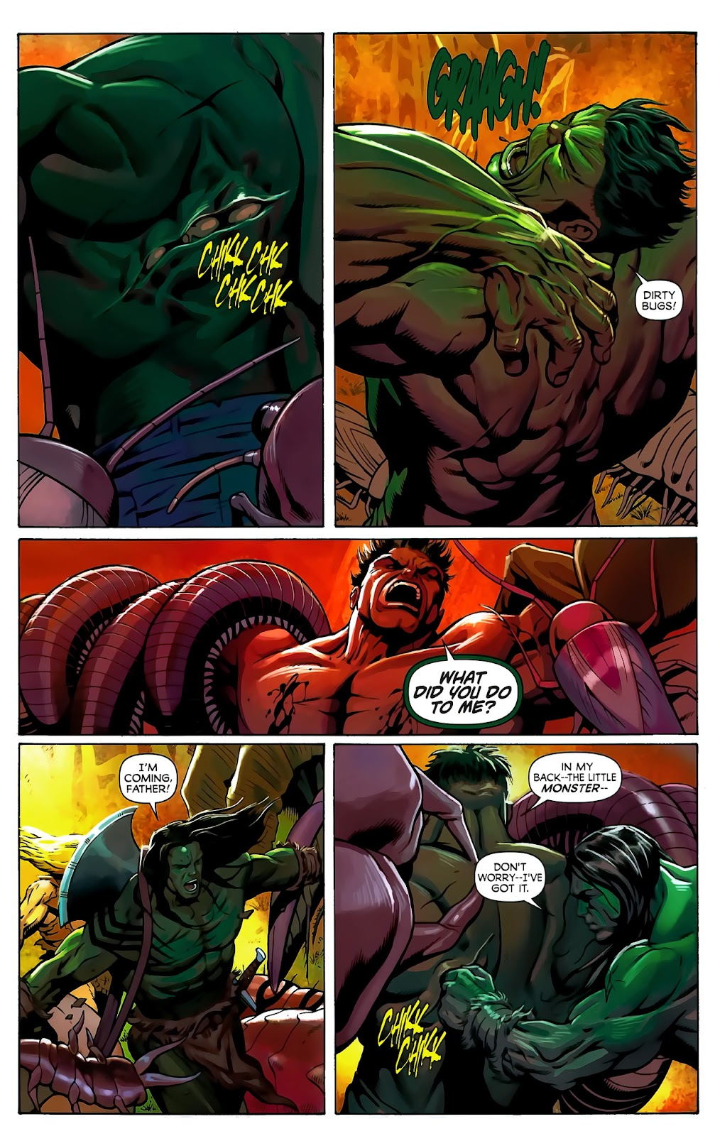 Incredible Hulks (2010) Issue #624 #14 - English 18