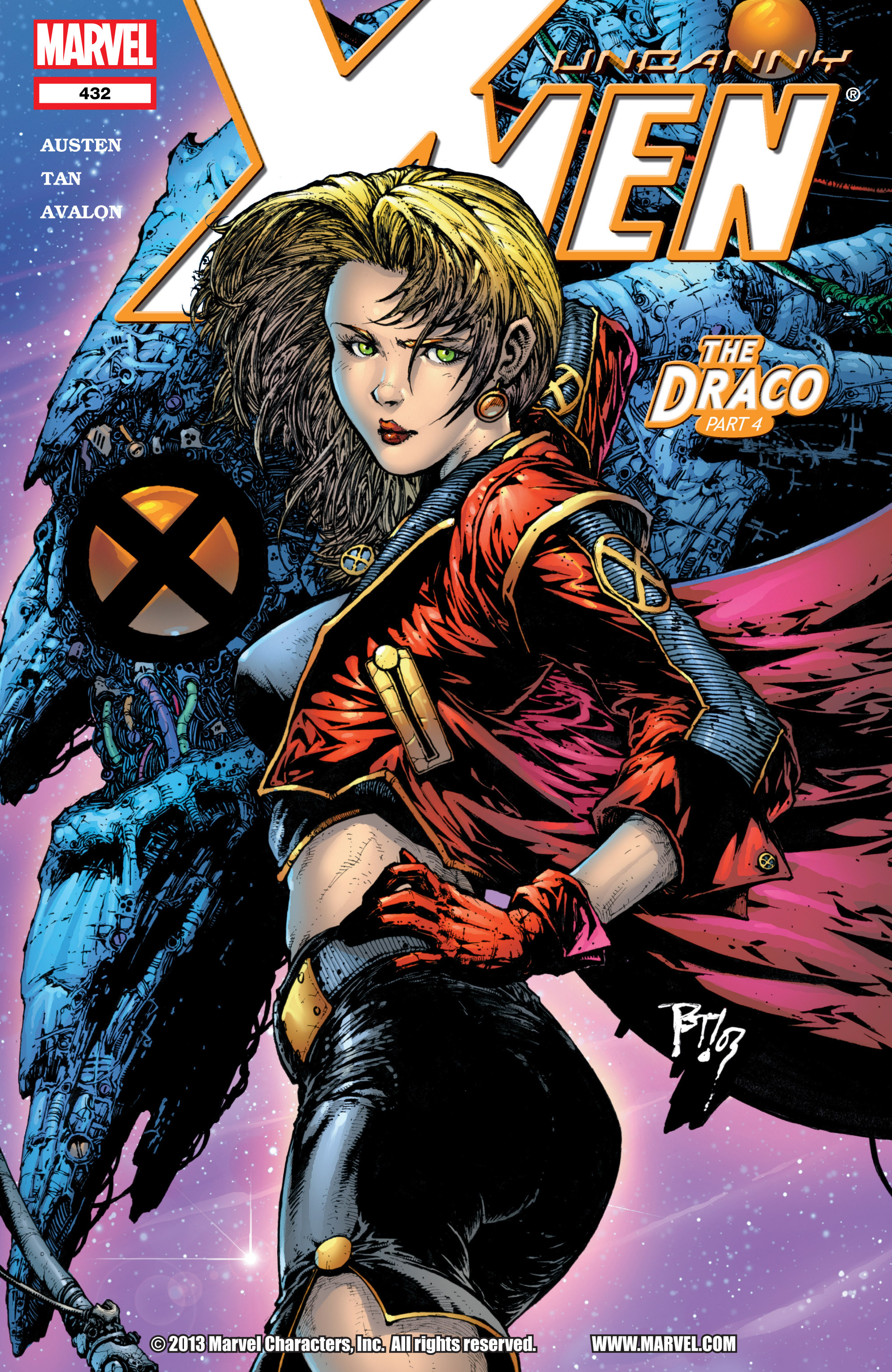 Uncanny X-Men (1963) 432 Page 1