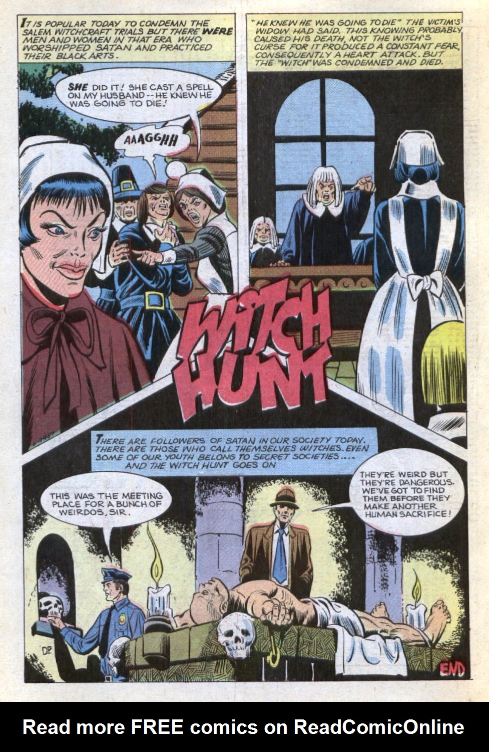 Read online Scary Tales comic -  Issue #40 - 32