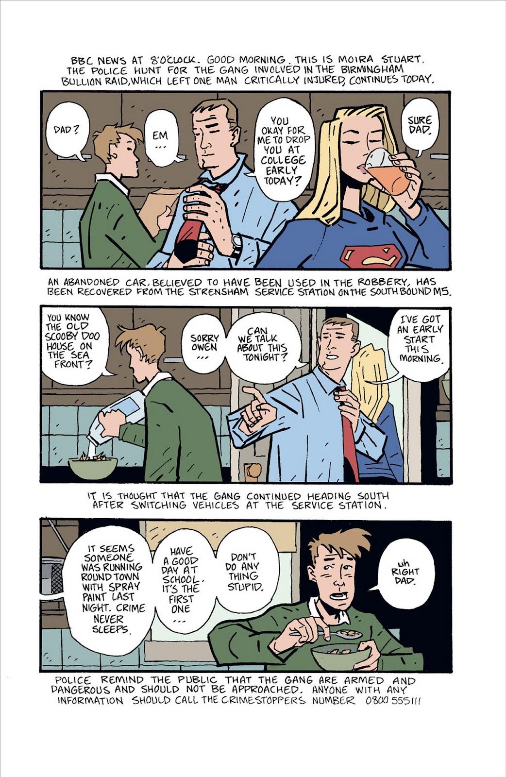 Mudman Issue #1 #1 - English 14