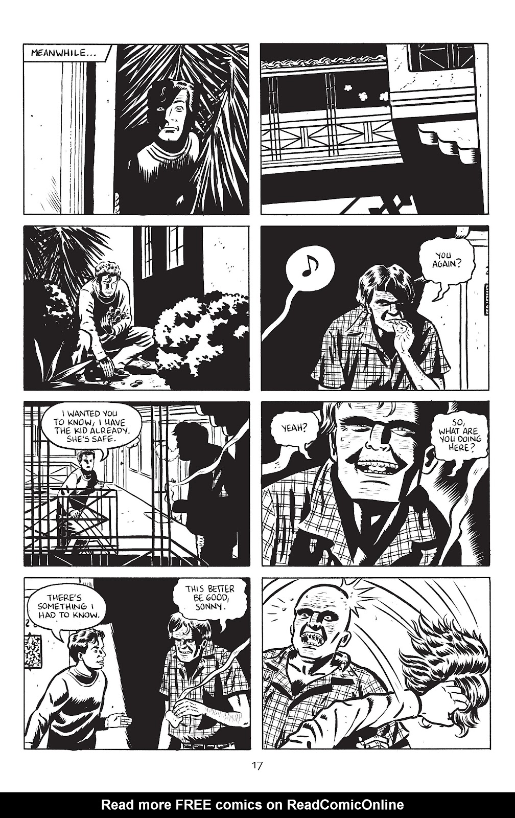 Stray Bullets Issue #24 #24 - English 19