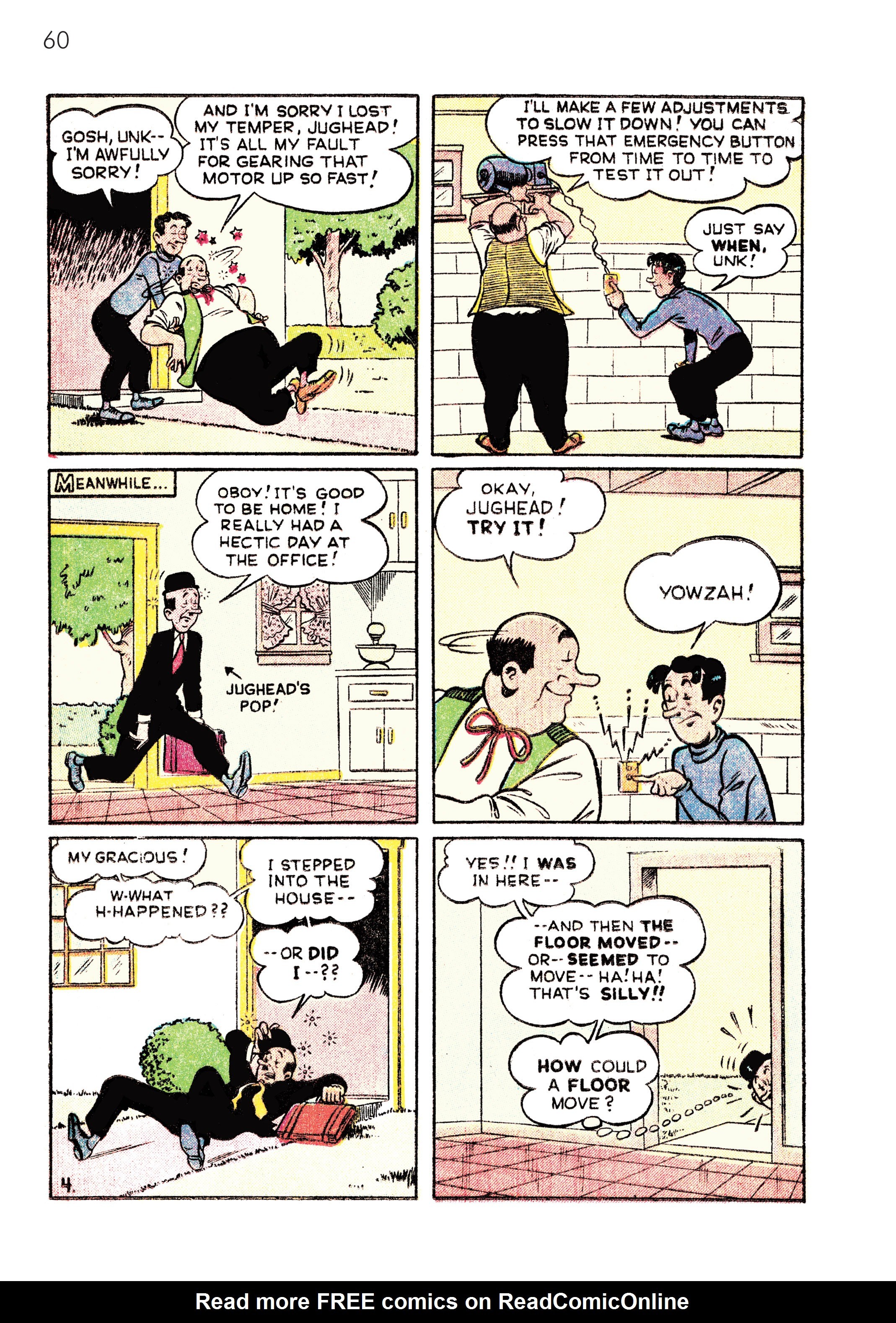 Read online The Best of Archie Comics comic -  Issue # TPB 4 (Part 1) - 61