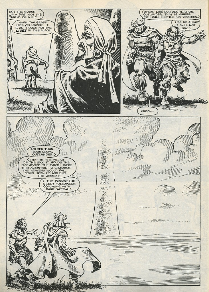 The Savage Sword Of Conan Issue #178 #179 - English 22