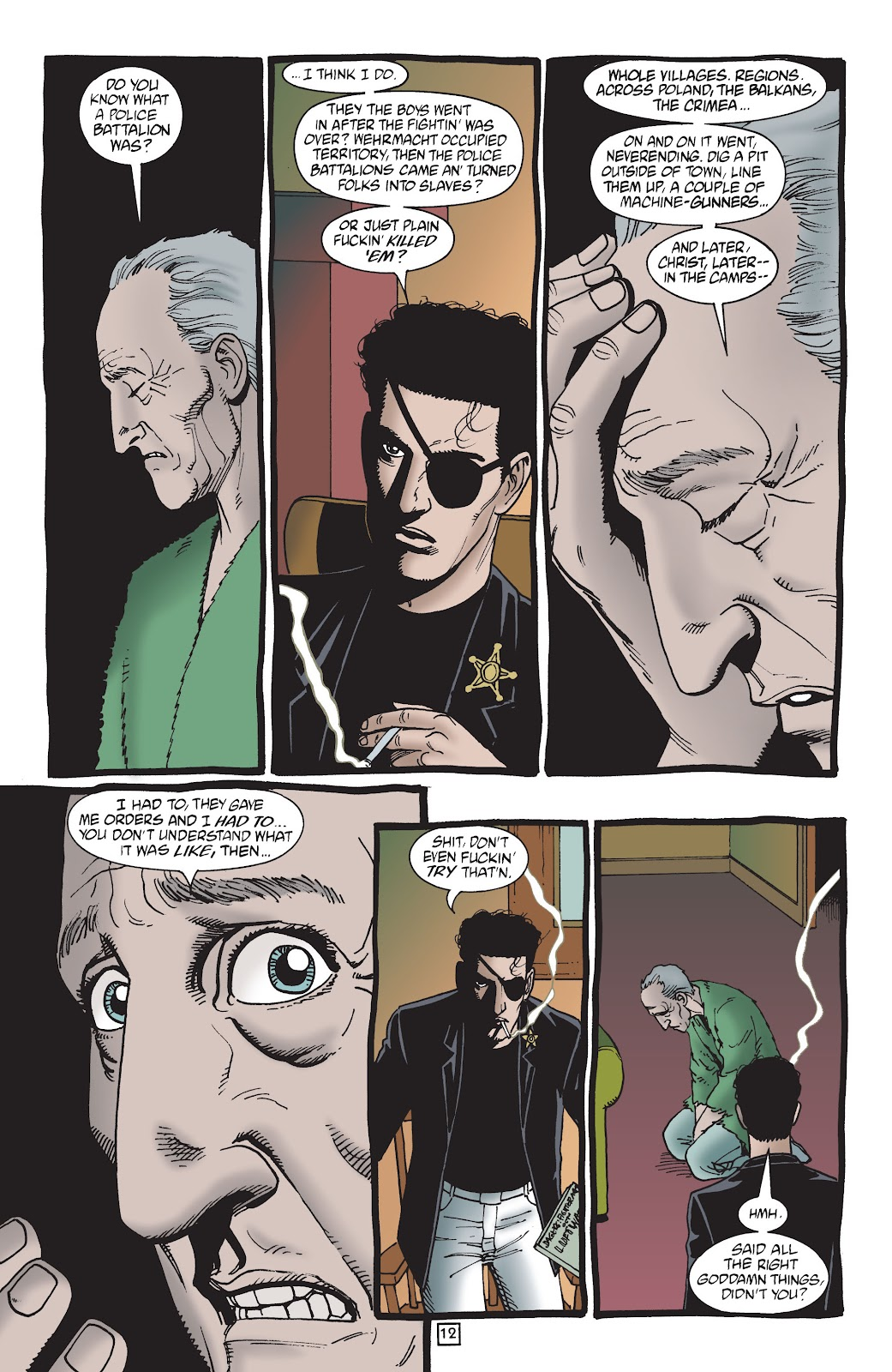 Preacher Issue #48 #57 - English 13
