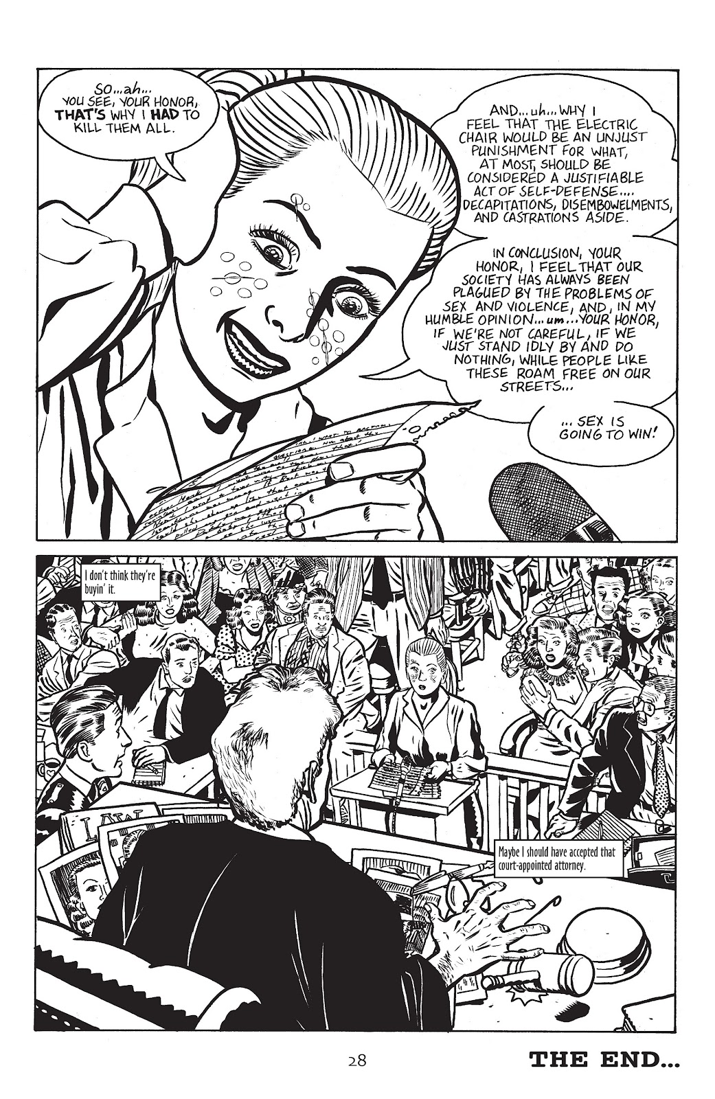 Stray Bullets Issue #18 #18 - English 30