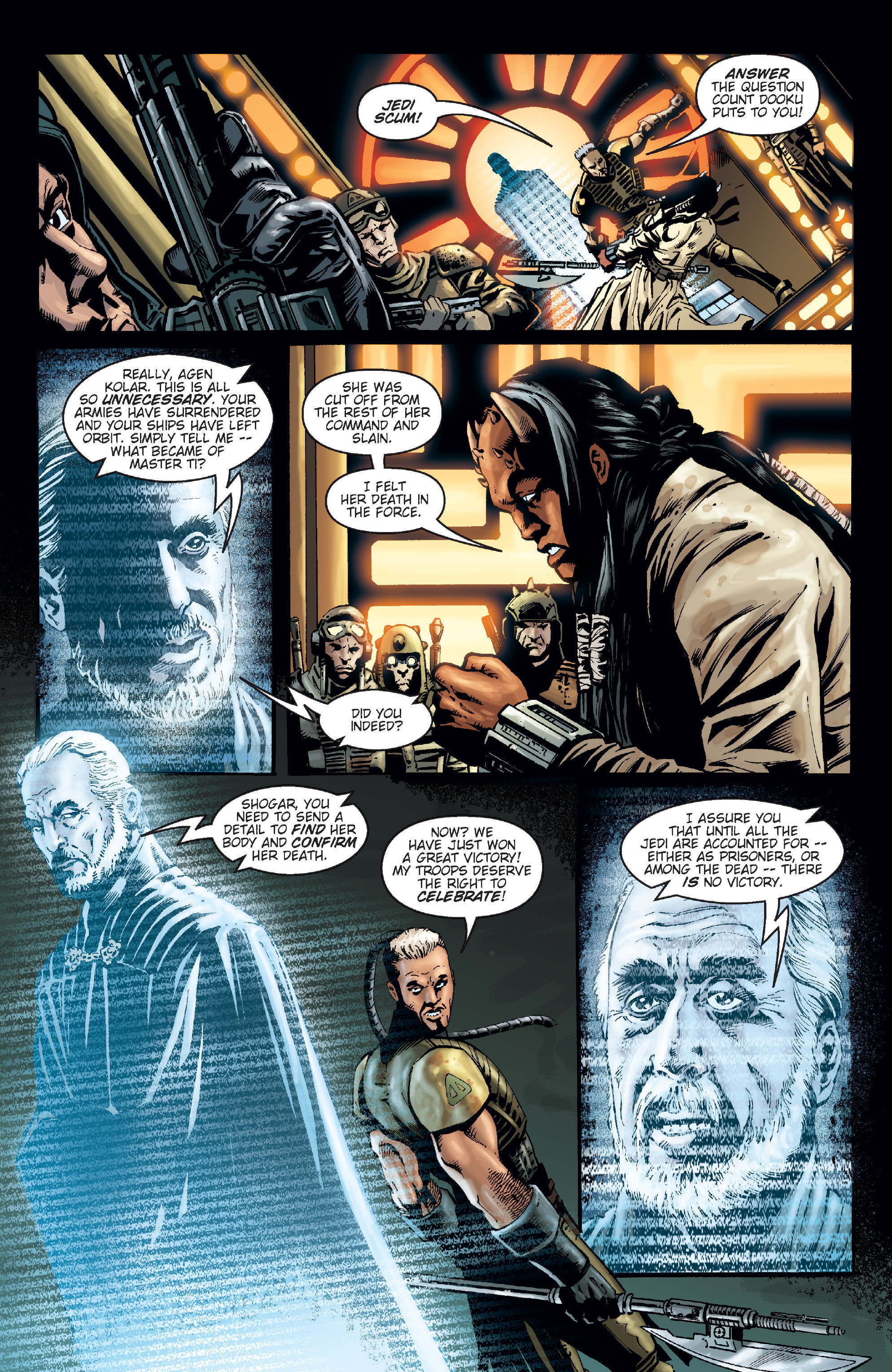 Star Wars Legends Epic Collection: The Clone Wars chap 2 pic 7