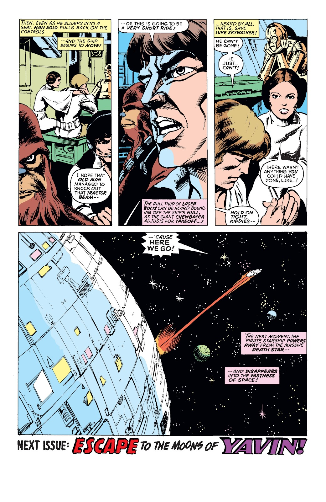 Star Wars (1977) Issue #4 #7 - English 18
